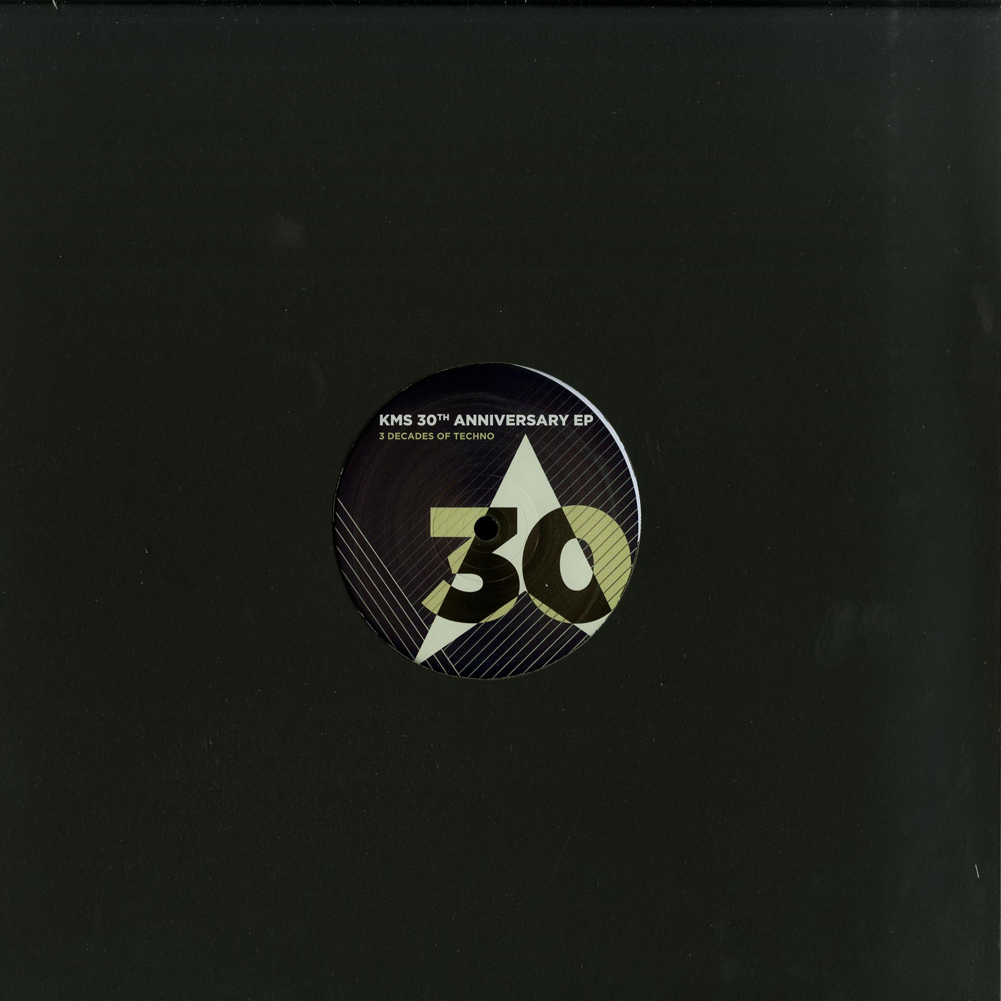 KEVIN SAUNDERSON X KINK / DUBFIRE / MARC HOULE - KMS 30TH ANNIVERSARY EP