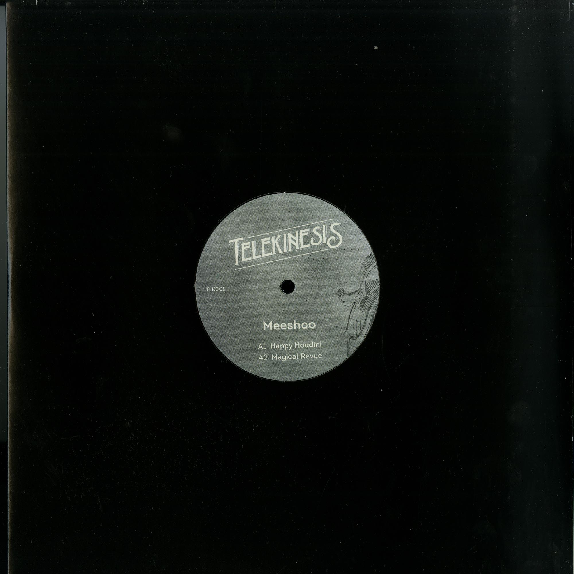 Meeshoo - MAGICAL REVUE EP