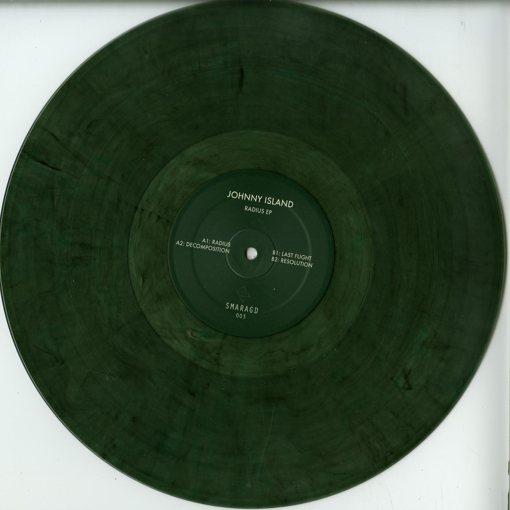 Johnny Island - RADIUS EP