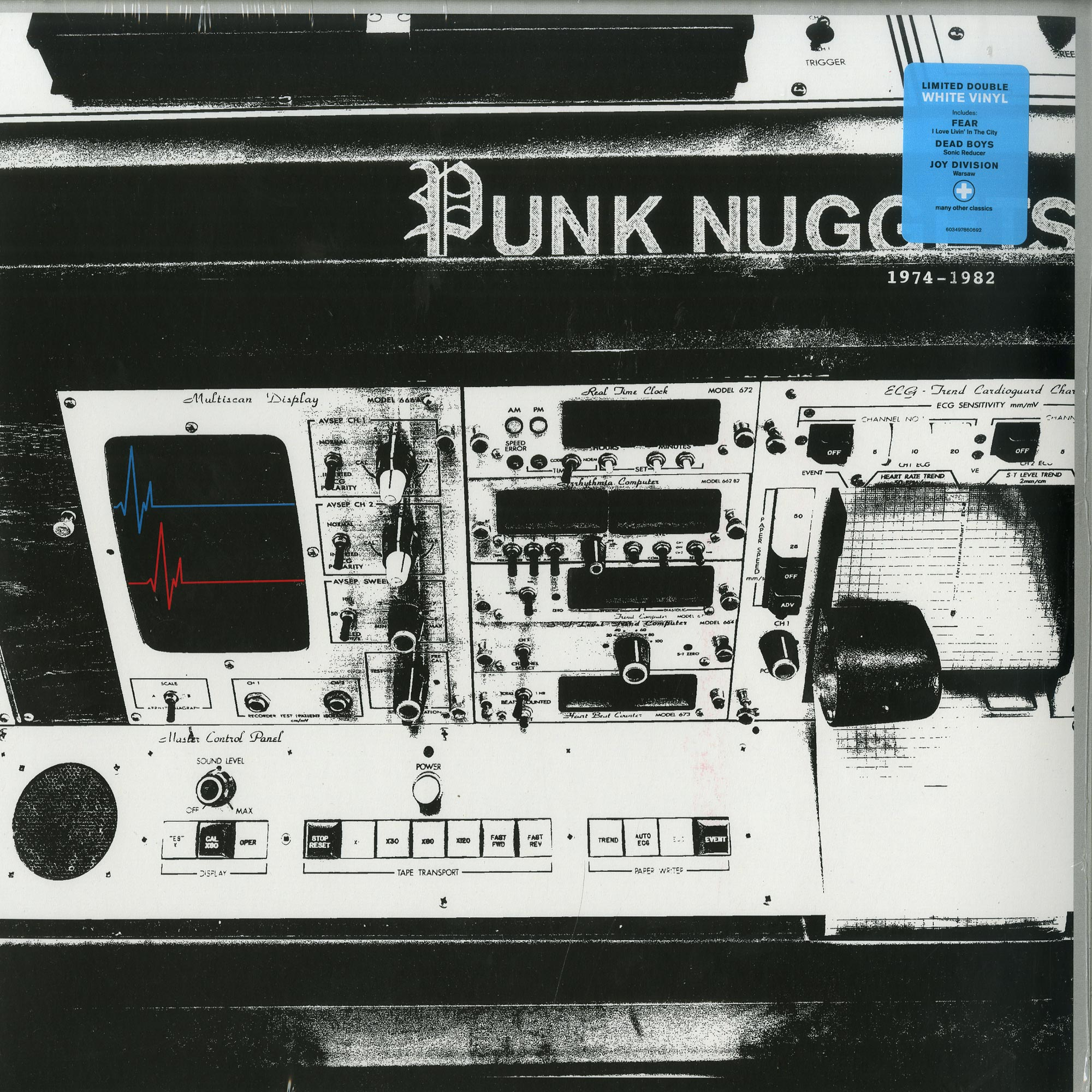 Various Artists - NOT GOOD FOR YOUR HEALTH: PUNK NUGGETS 1974-1982
