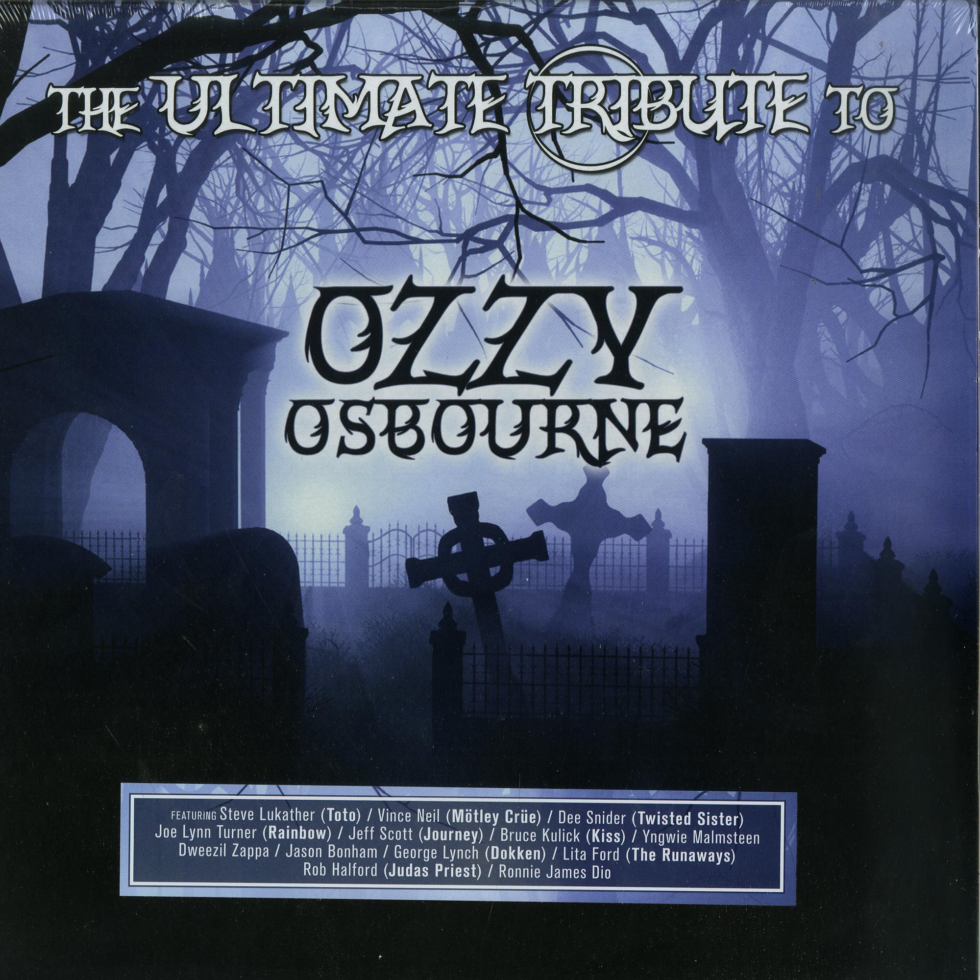 Various Artists - TRIBUTE TO OZZY OSBOURNE