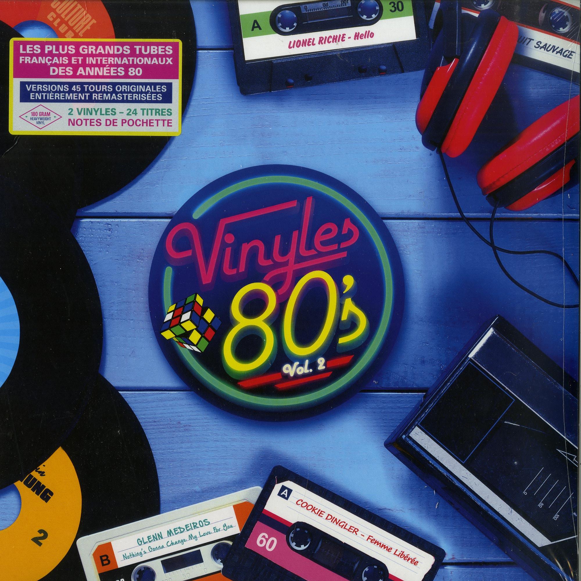 Various Artists - VINYLES 80S VOL. 2