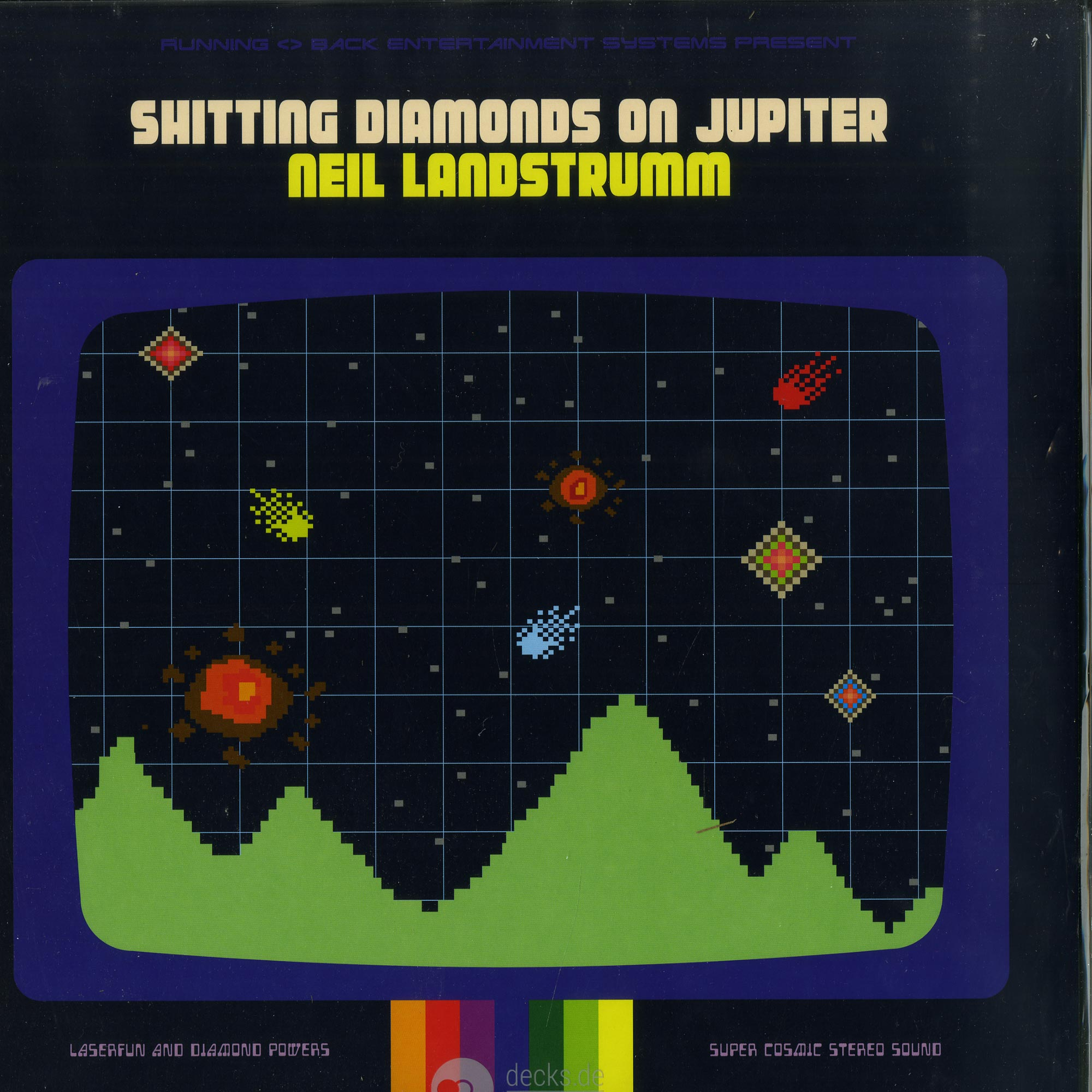 Neil Landstrumm - SHITTING DIAMONDS ON JUPITER