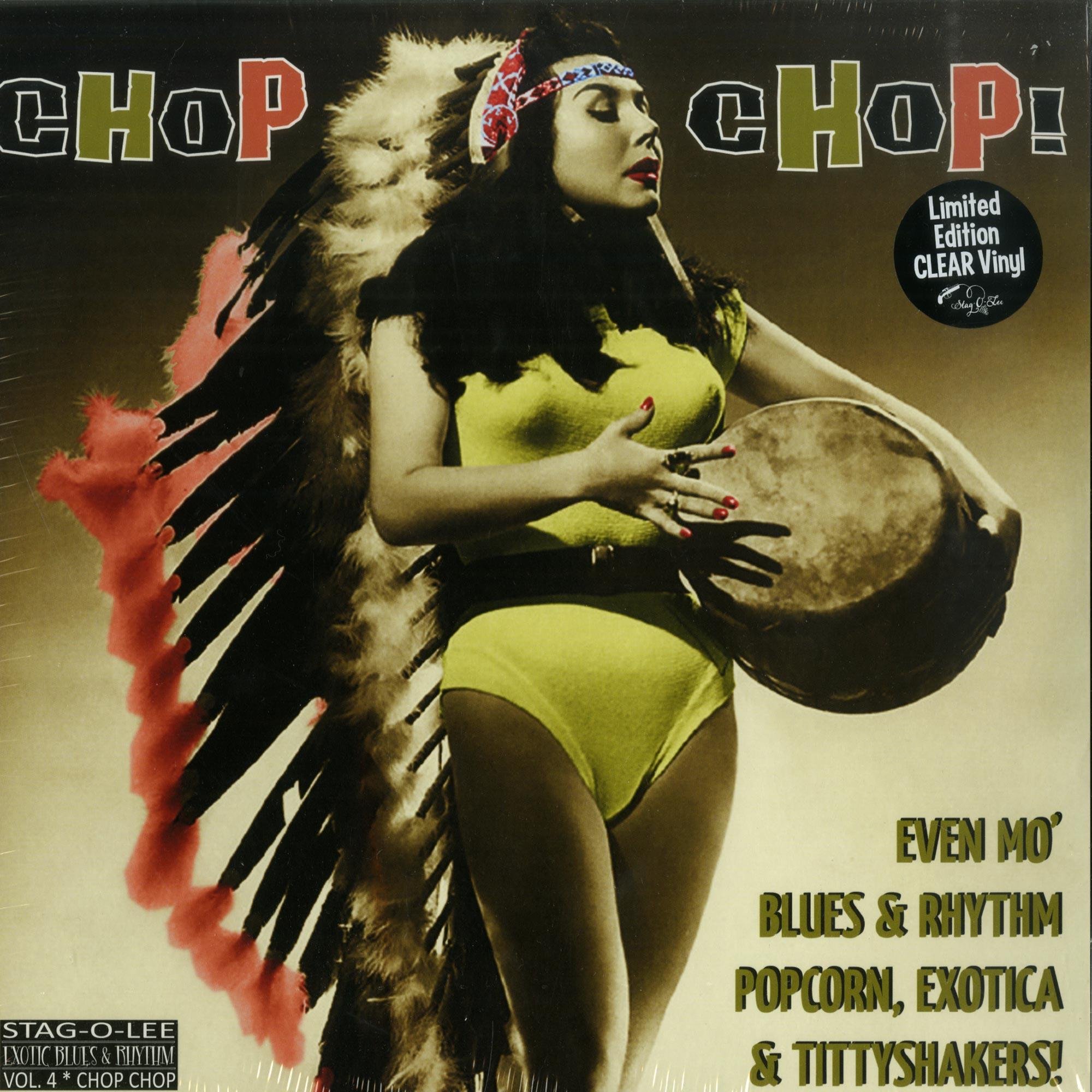 Various Artists - EXOTIC BLUES & RHYTHM VOL. 04