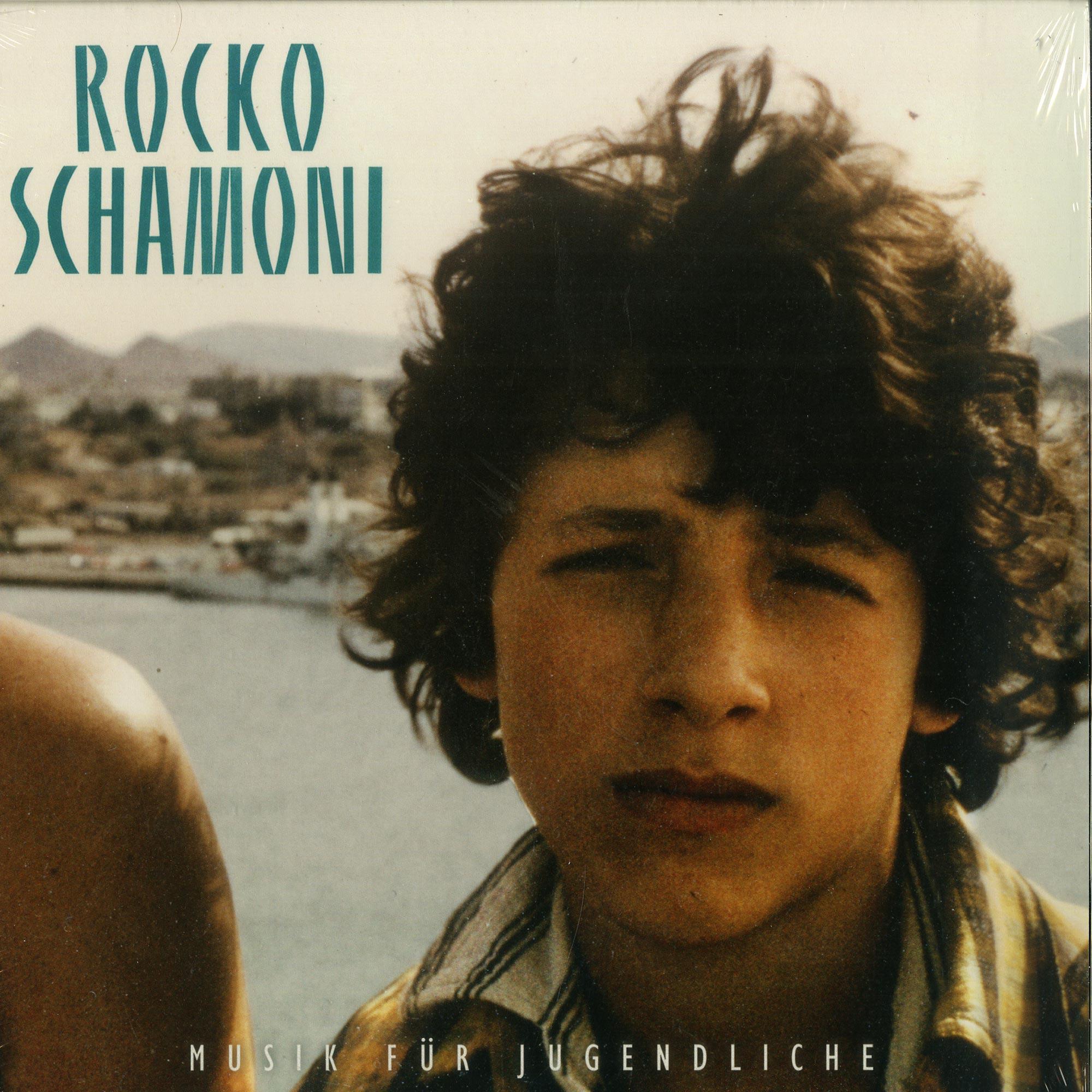 Rocko Schamoni - MUSIK FUER JUGENDLICHE