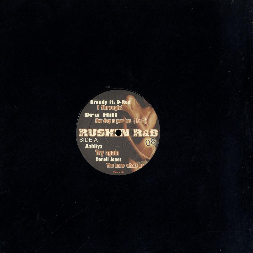 Various Artists - RUSHIN R&B VOL. 8