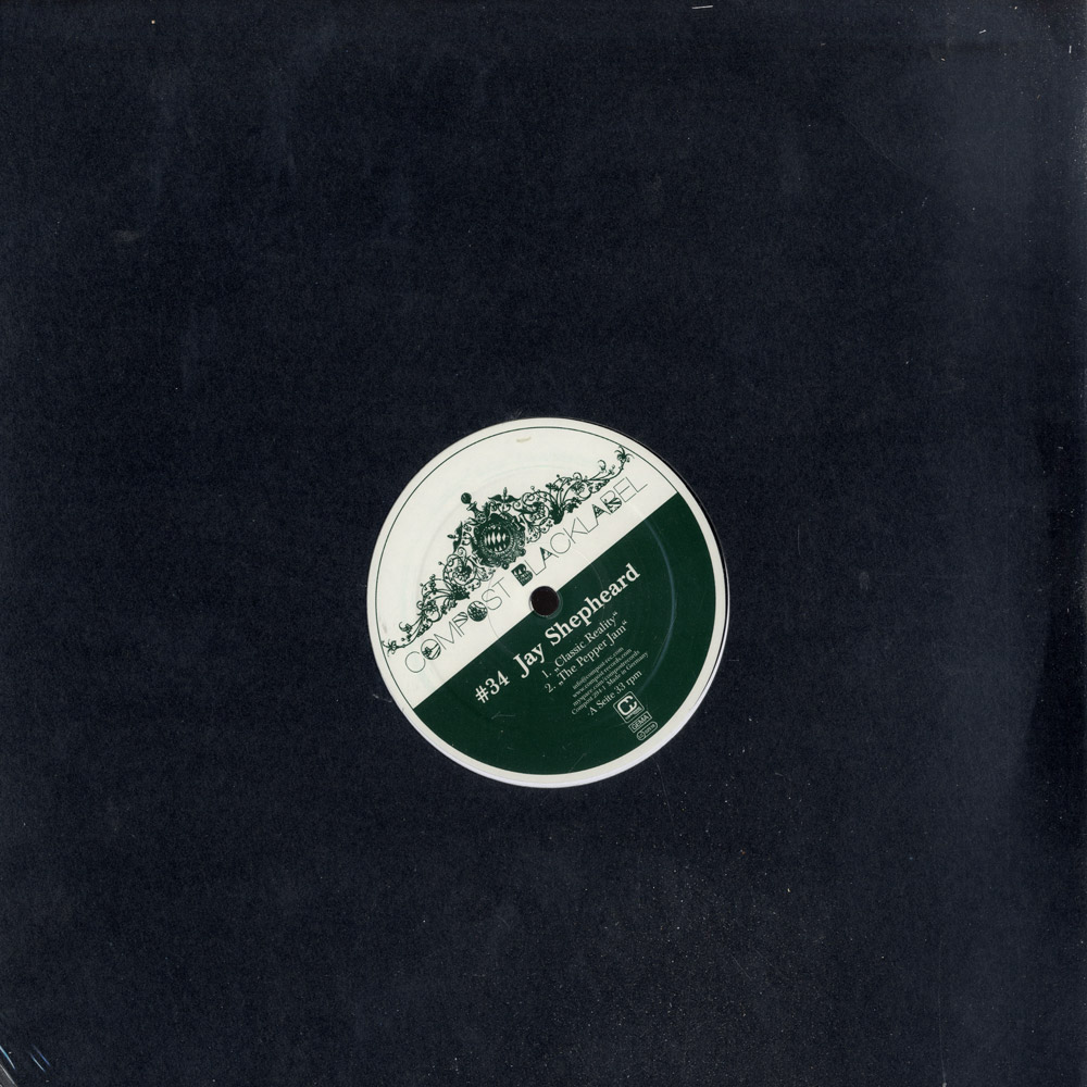 Jay Shepheard - COMPOST BLACK LABEL 34