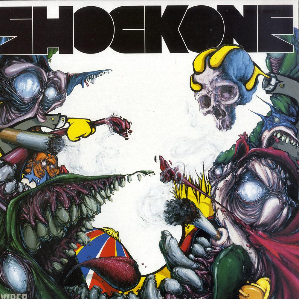 Shock One - THE SHOCKONE EP