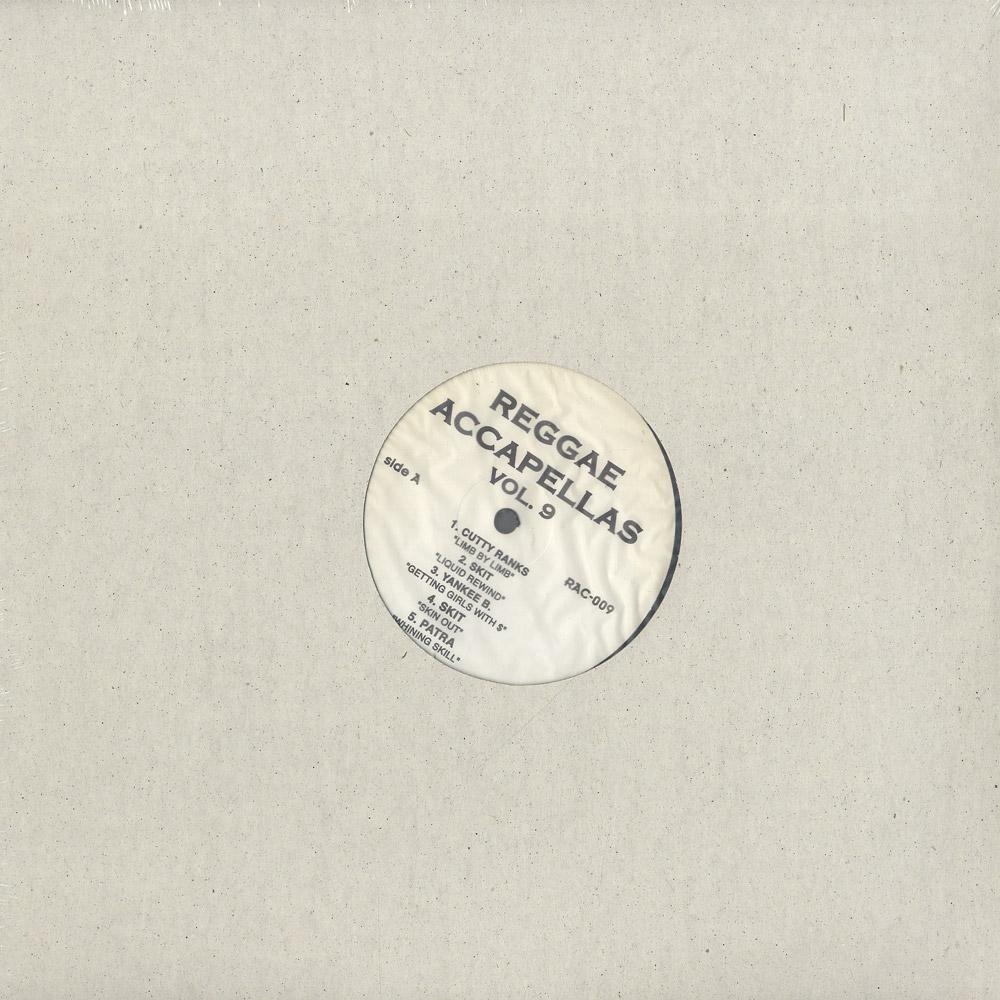 Reggae Accapella - VOL.9