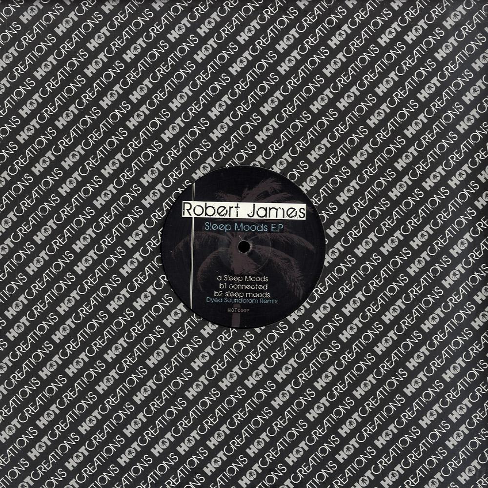 Robert James - SLEEP MOODS EP/ DYED SOUNDOROM RMX
