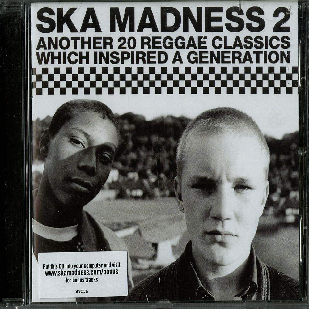 Various Artists - SKA MADNESS 2
