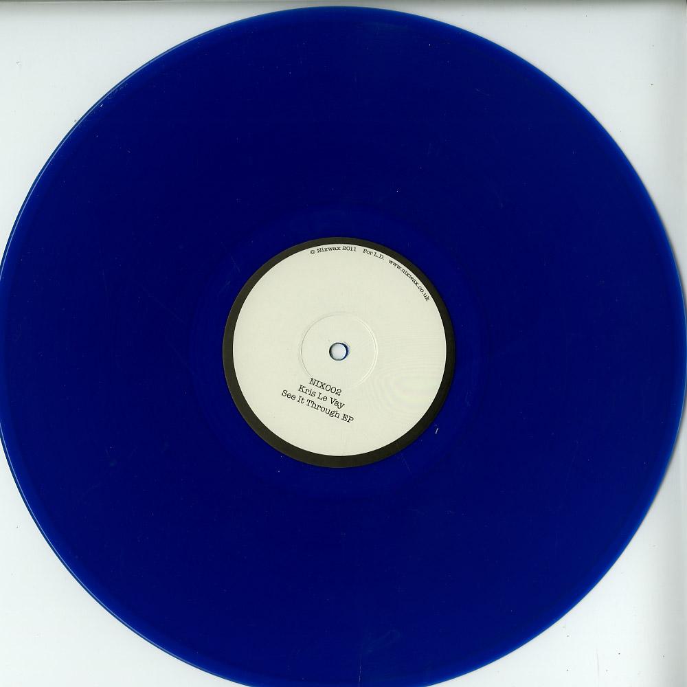 Kris Le Vay - SEE IT THROUGH EP