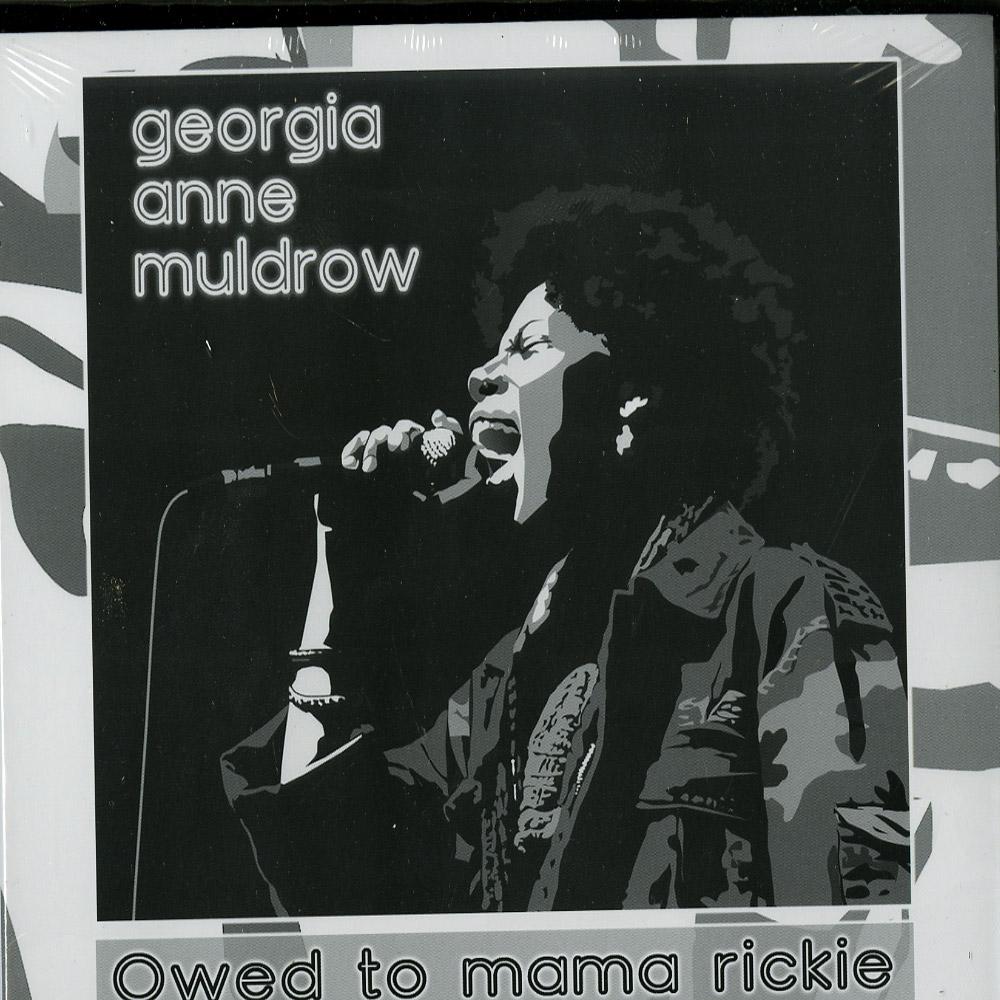 Georgia Anne Muldrow - OWED TO MAMA RICKIE