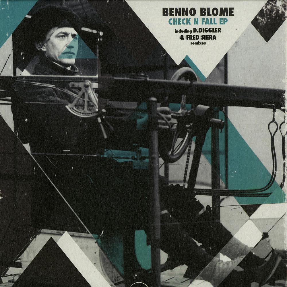 Benno Blome - CHECK N FALL EP