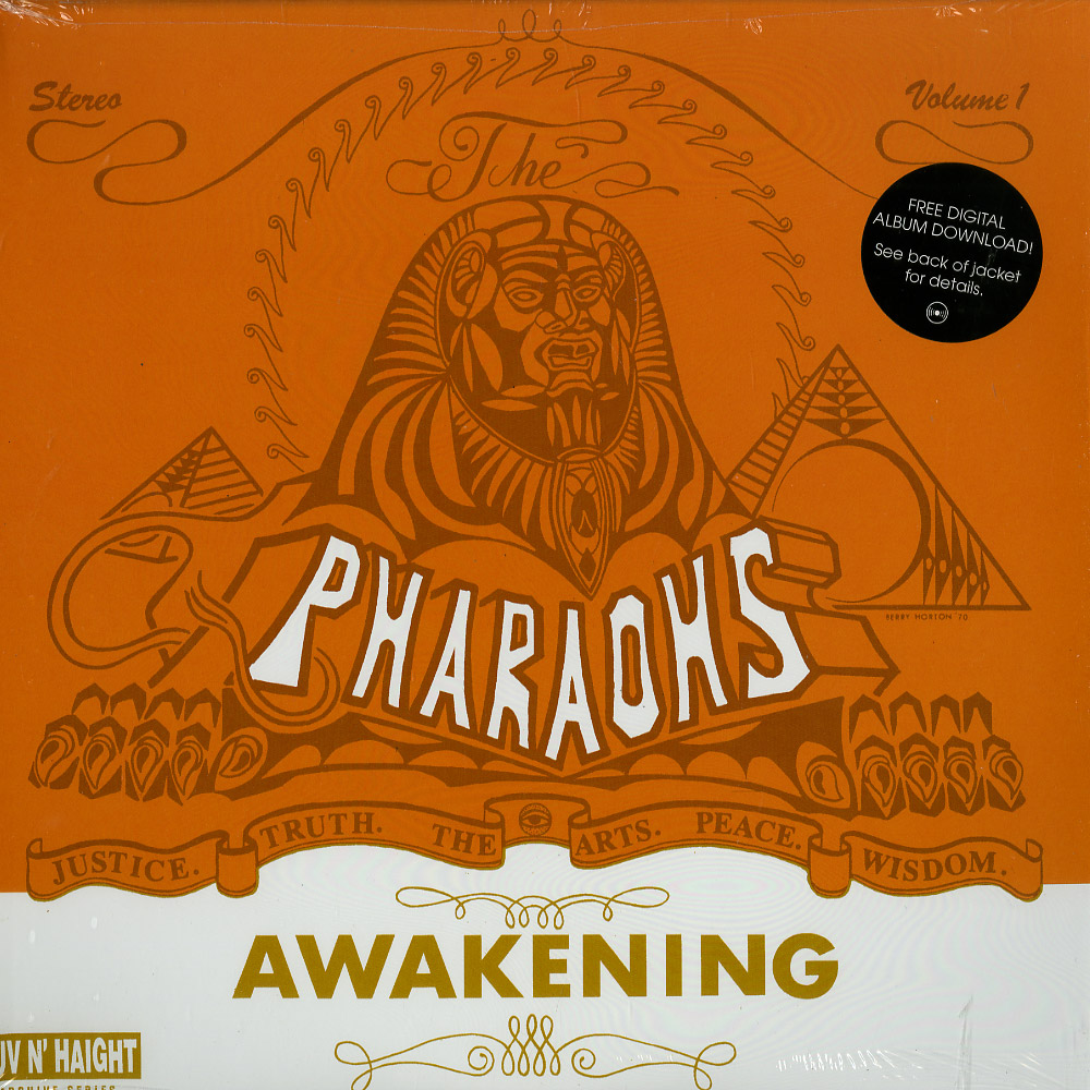 The Pharaohs - AWAKENING