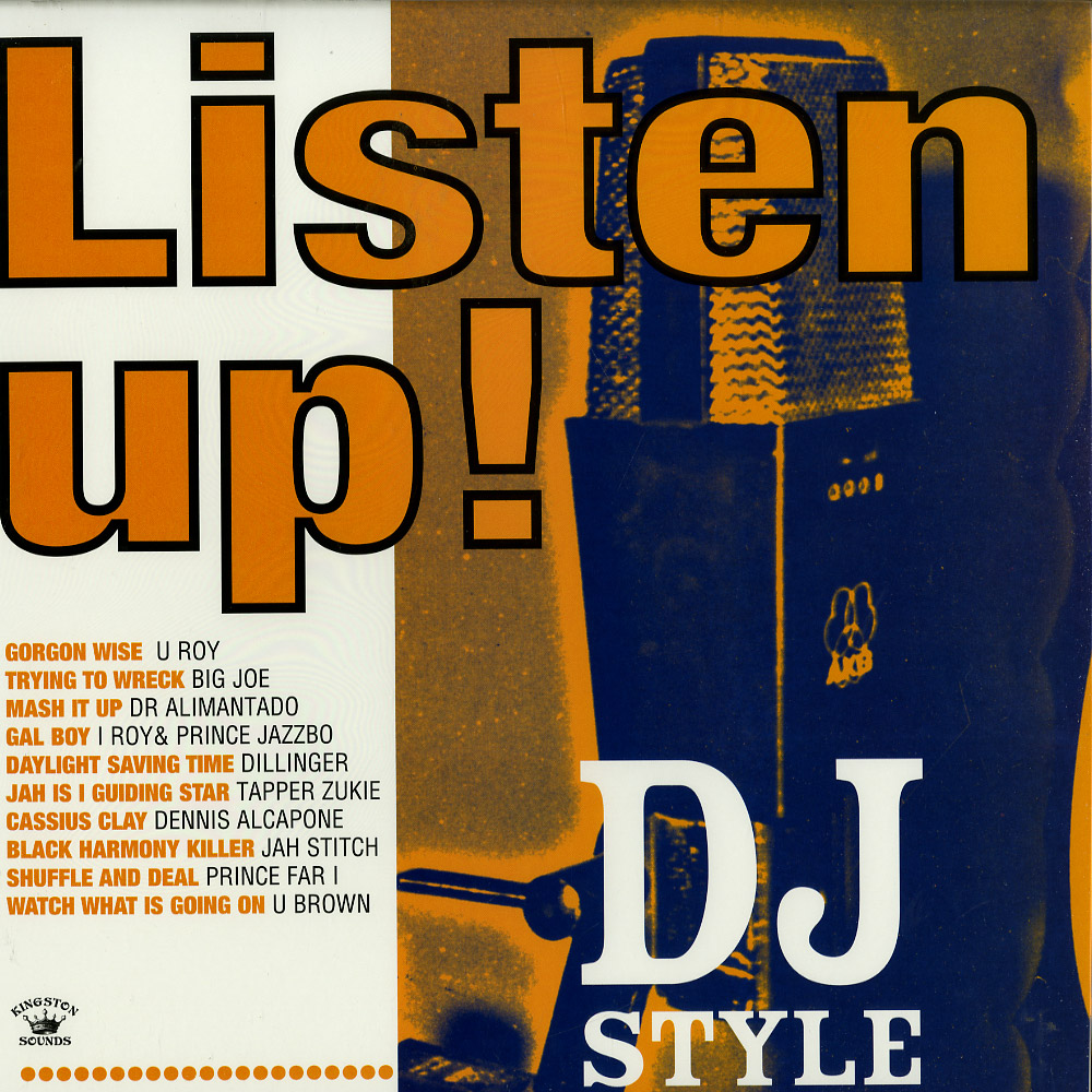 Various Artists - LISTEN UP! - DJ STYLE