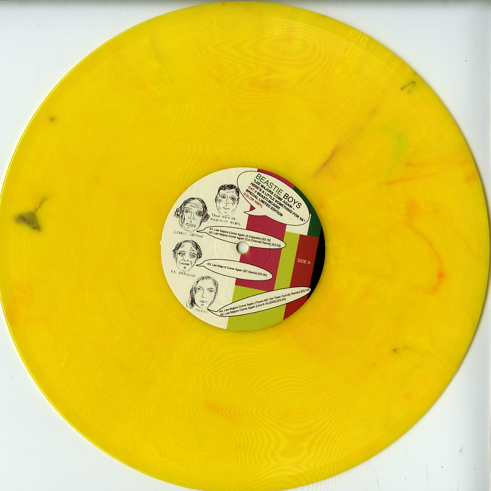 Beastie Boys - LEE MAJORS COME AGAIN