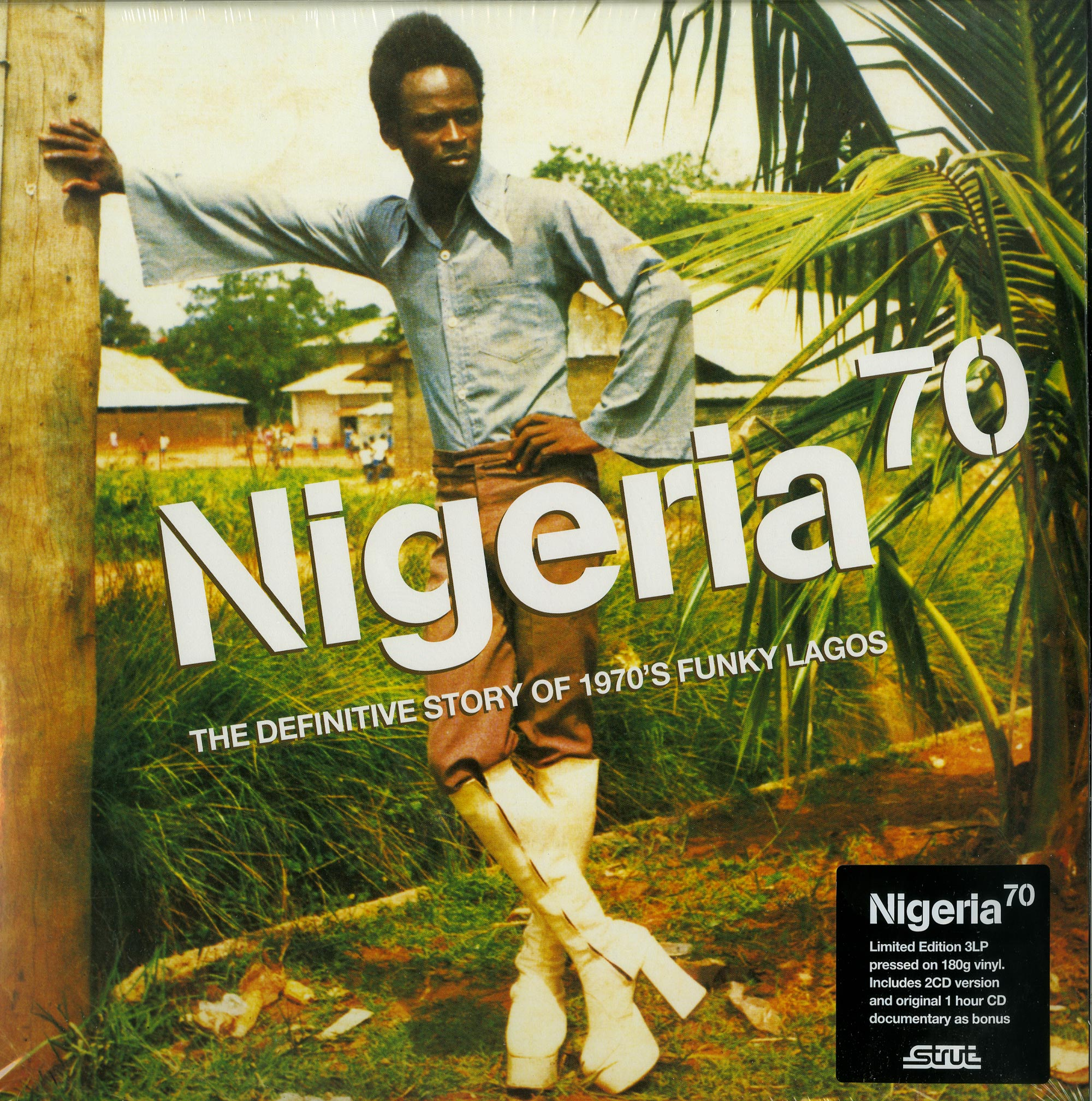 Various Artists - NIGERIA 70