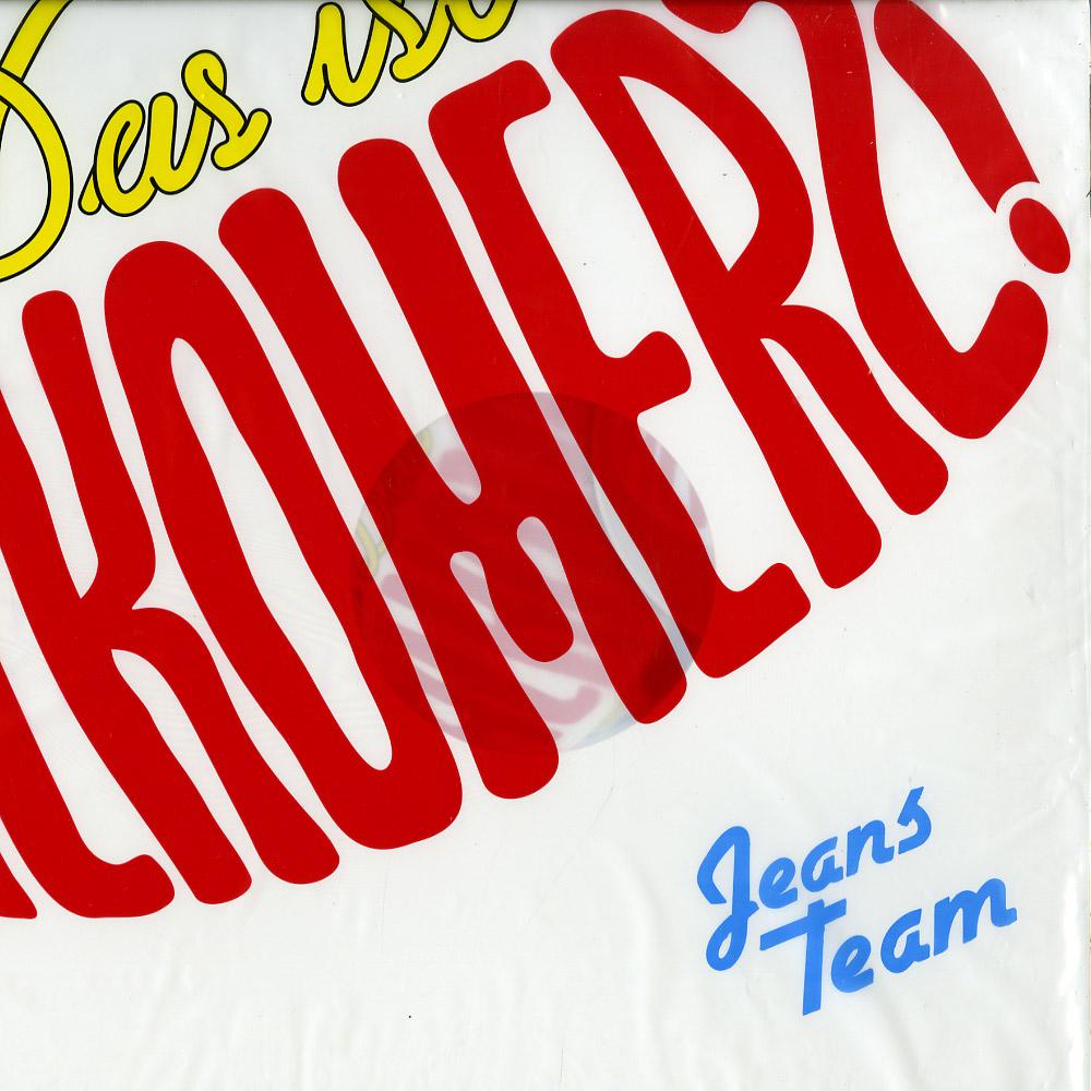 Jeans Team - DAS IST ALKOMERZ
