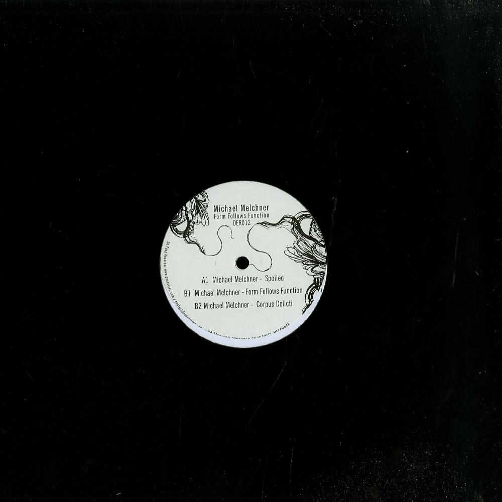 Michael Melchner - FORM FOLLOWS FUNCTION EP