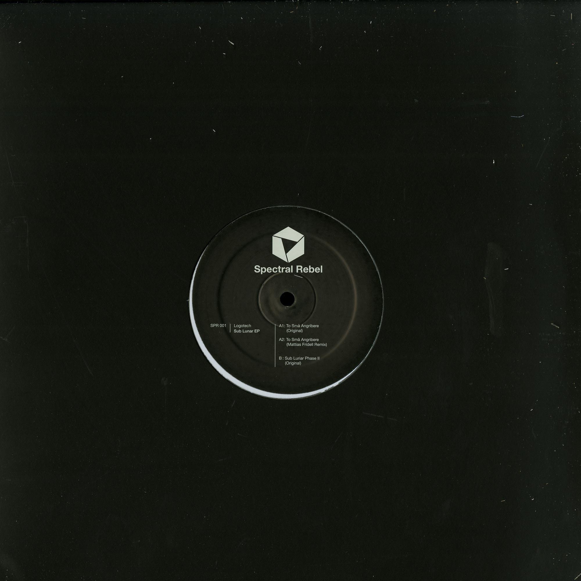 Logotech - SUB LUNAR EP