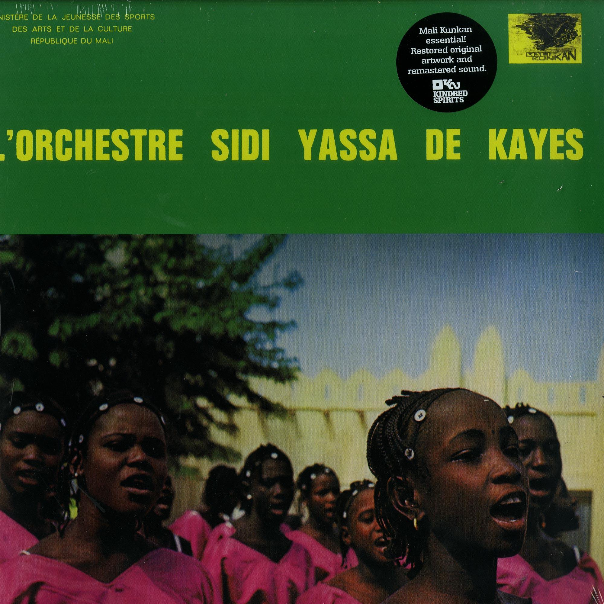 L Orchestre Sidi Yassa De Kayes - L ORCHESTRE SIDI YASSA DE KAYES