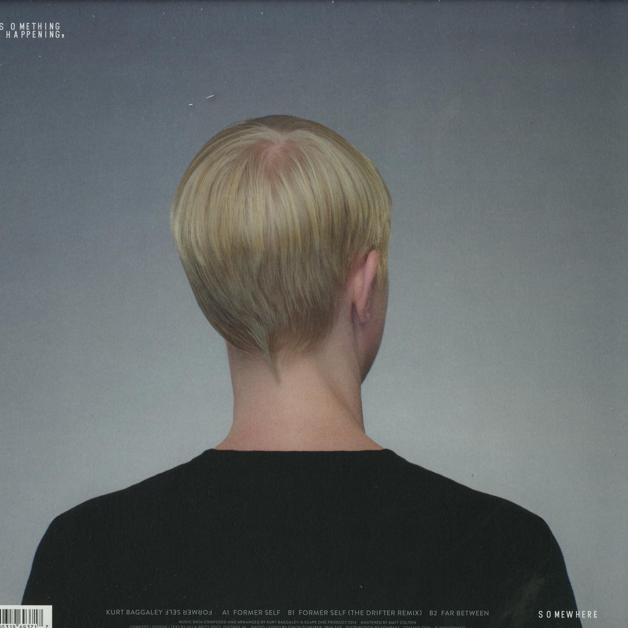Kurt Baggaley - FORMER SELF EP