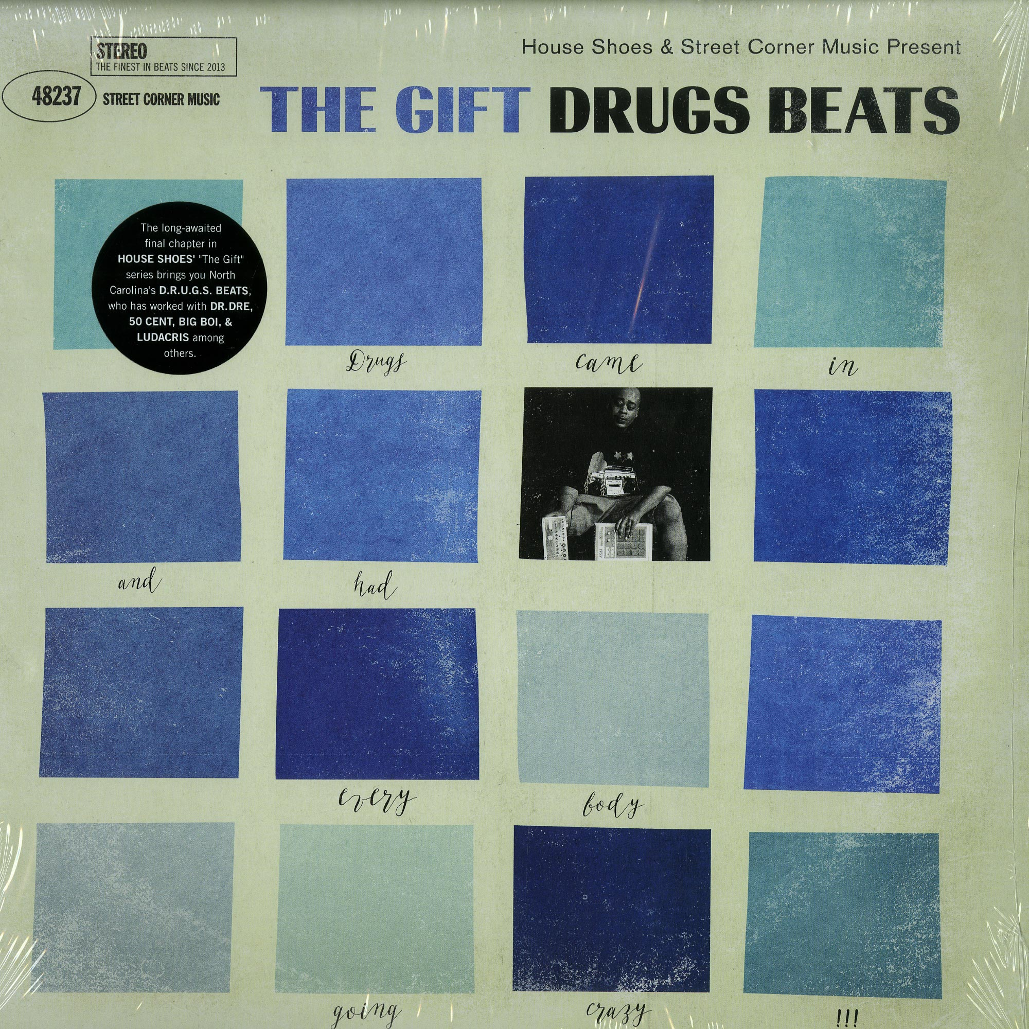 Drugs Beats - HOUSE SHOES PRESENTS: THE GIFT VOLUME TEN