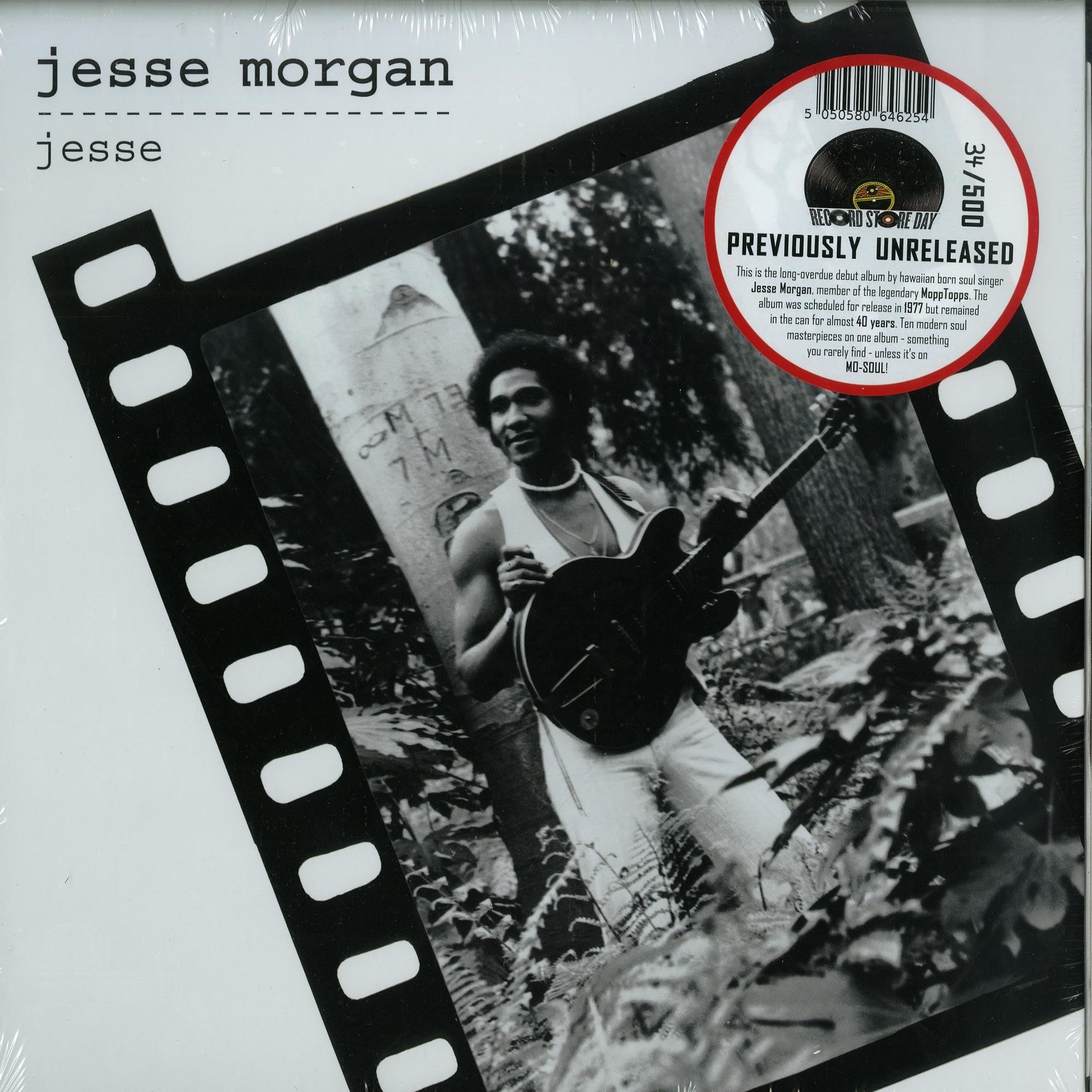 Jesse Morgan - JESSE