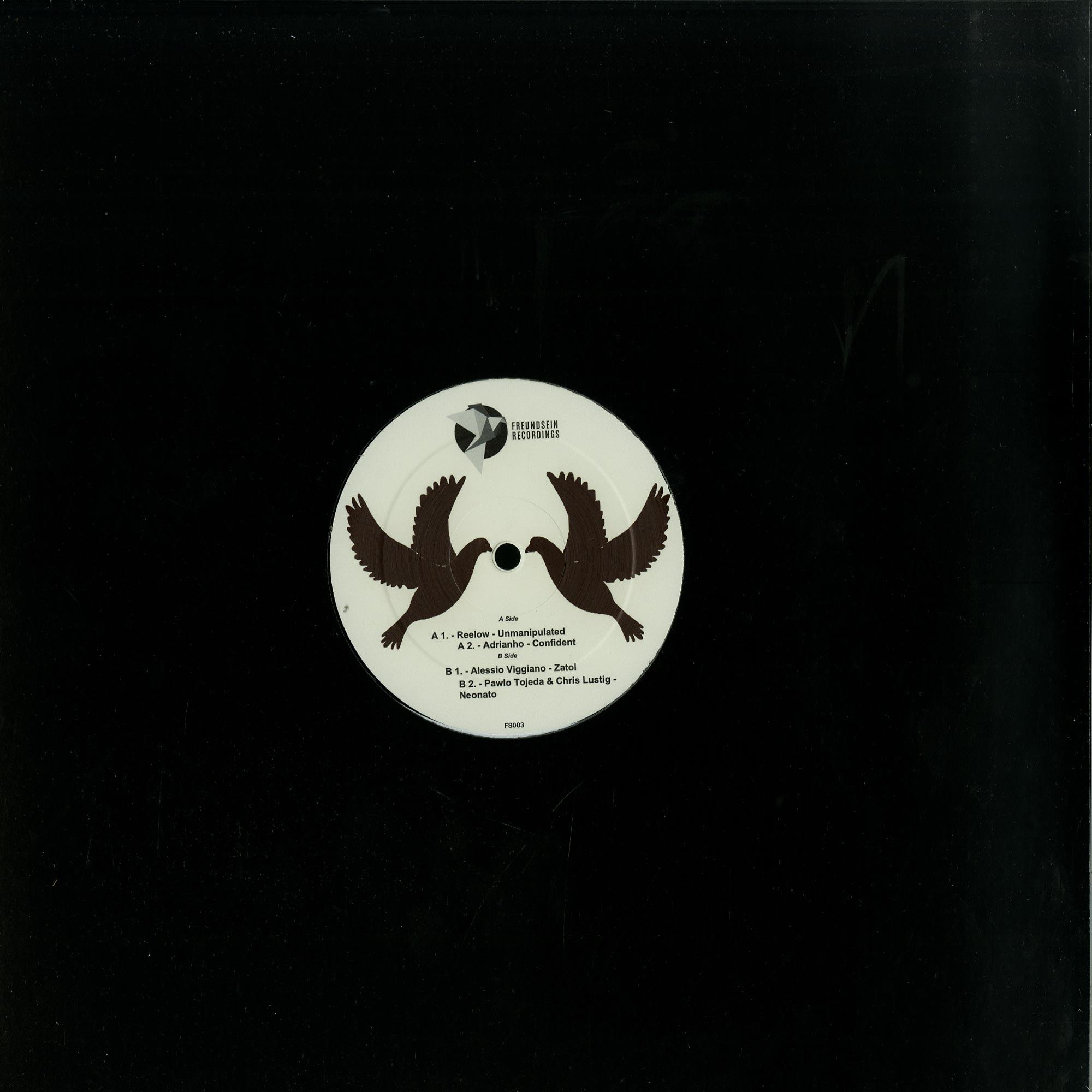 Various Artists - FREUND SEIN 003