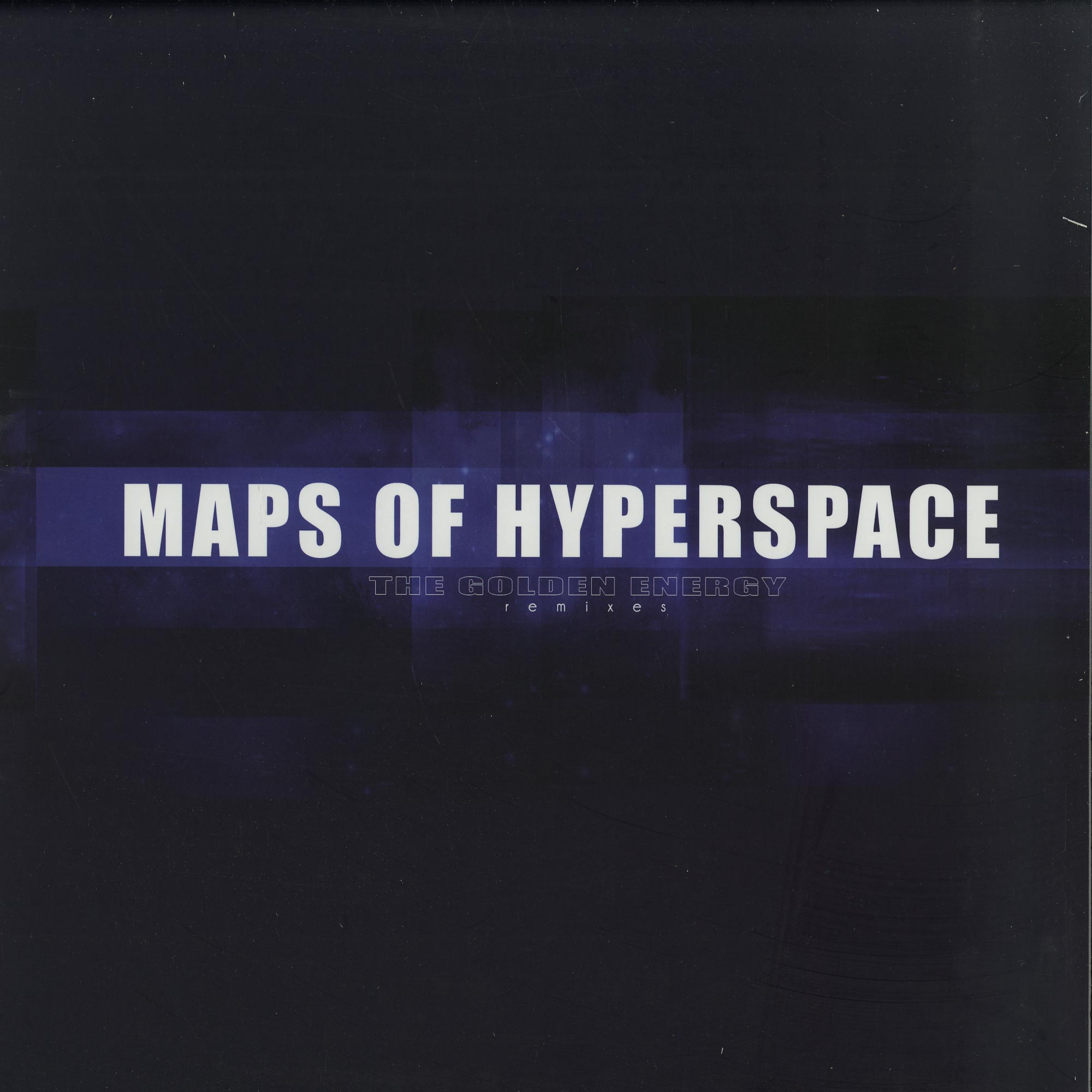 Maps Of Hyperspace - THE GOLDEN ENERGY - REMIXES