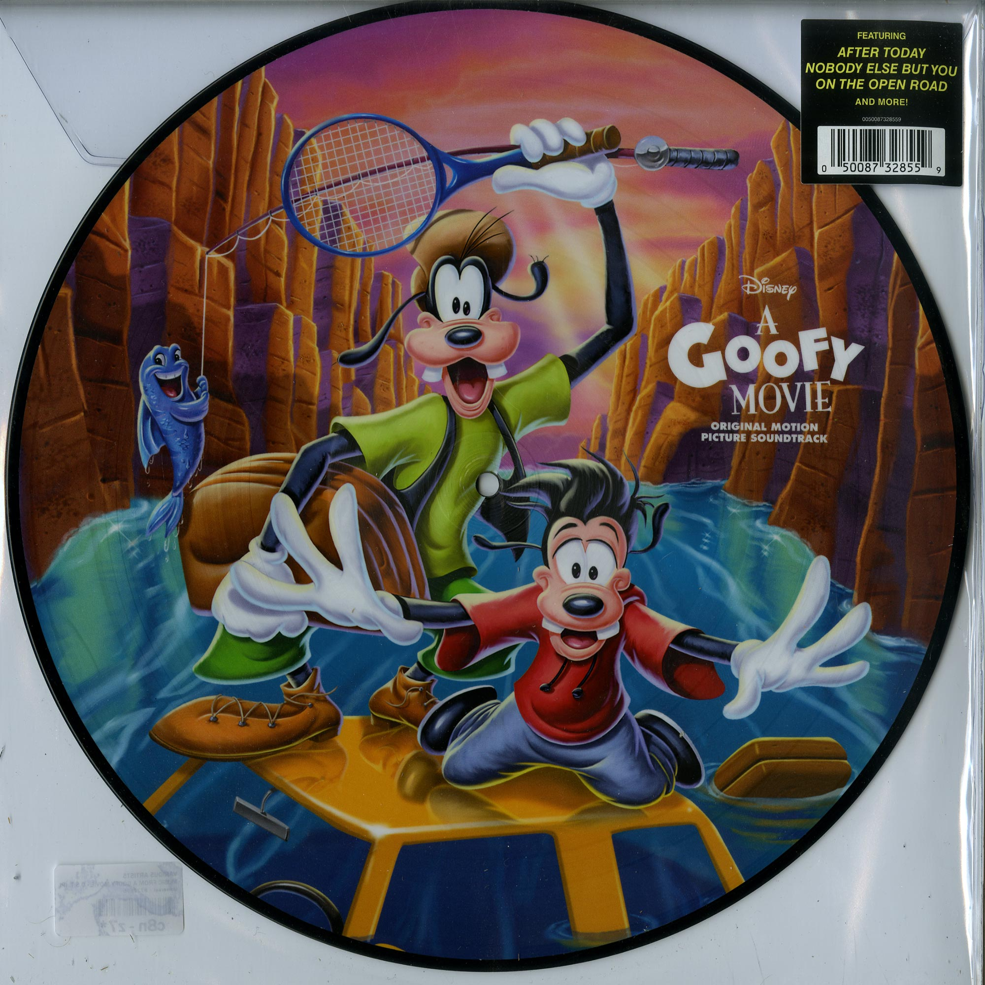 Various Artists Music From A Goofy Movie O S T