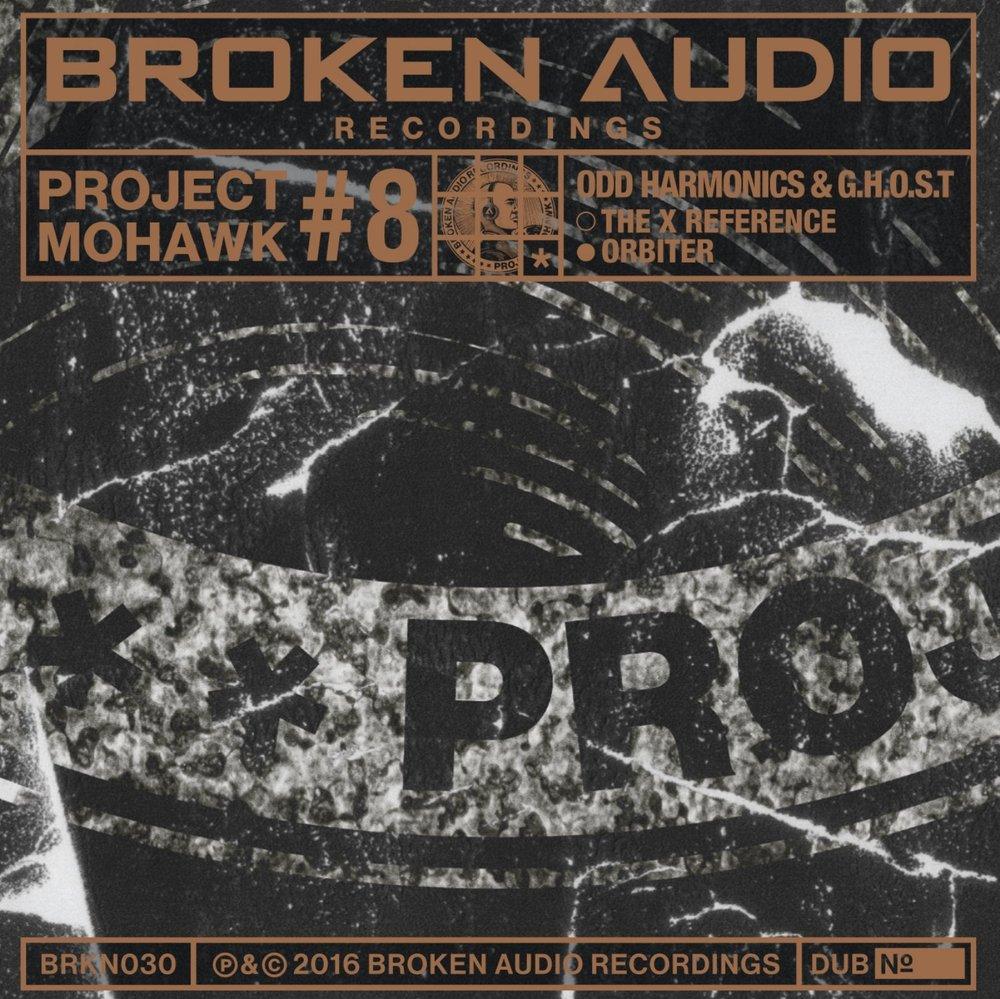 Odd Harmonics & G.H.O.S.T - PROJECT MOHAWK 8