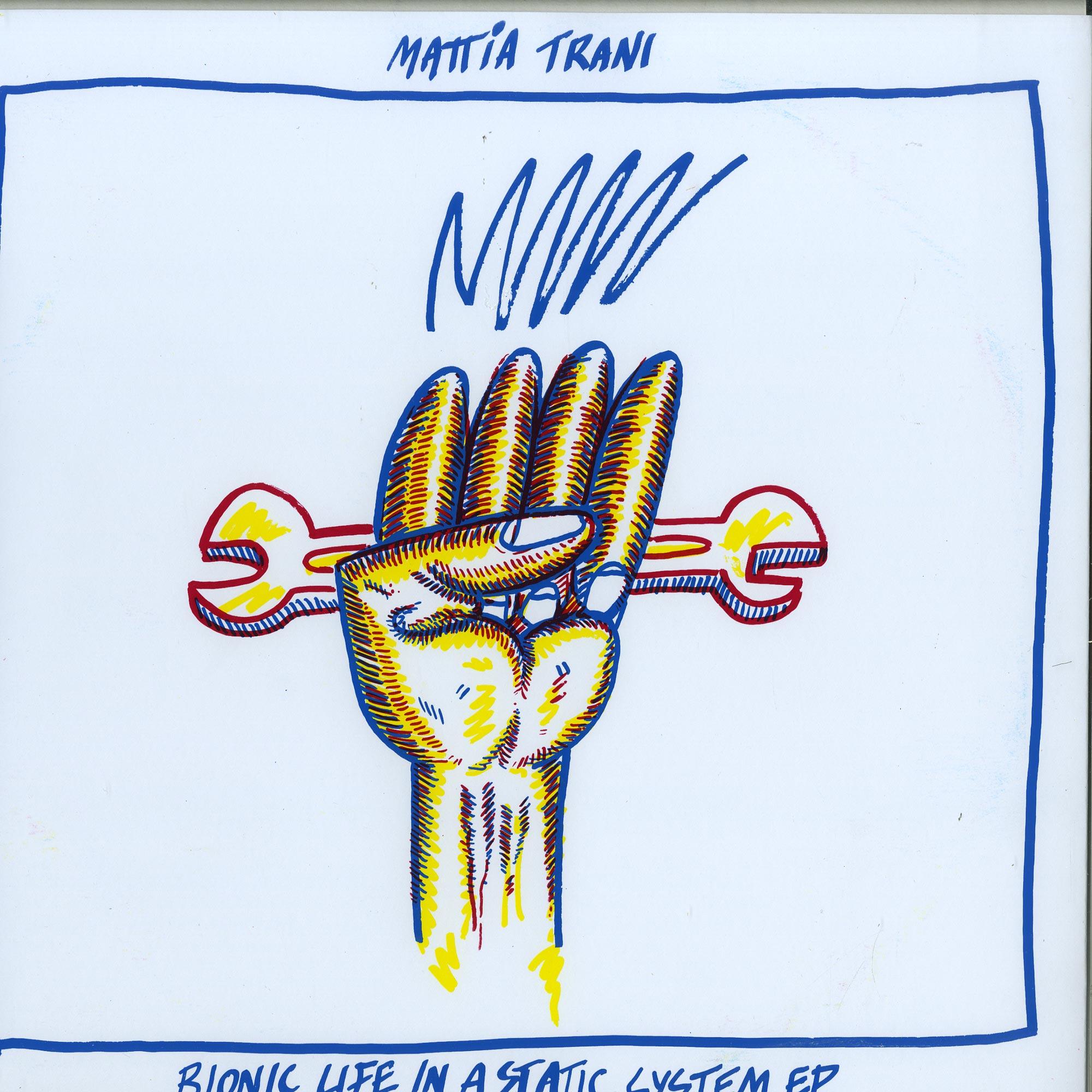 Mattia Trani - BIONIC LIFE IN A STATIC SYSTEM