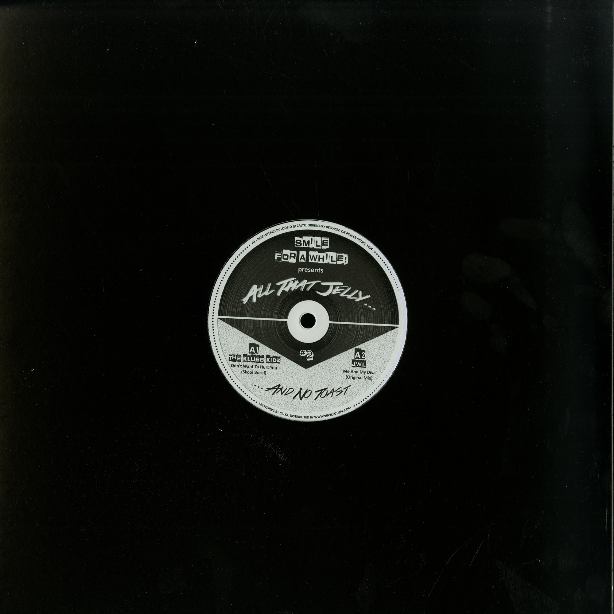 Jwl / Dj With Soul / The Klubb Kidz / Jordan Fields - ALL THAT JELLY VOL 2