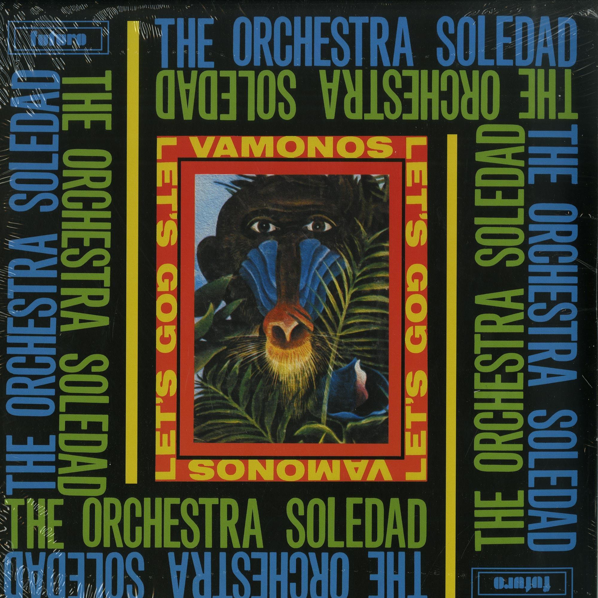Orchestra Soledad - VAMONOS / LETS GO