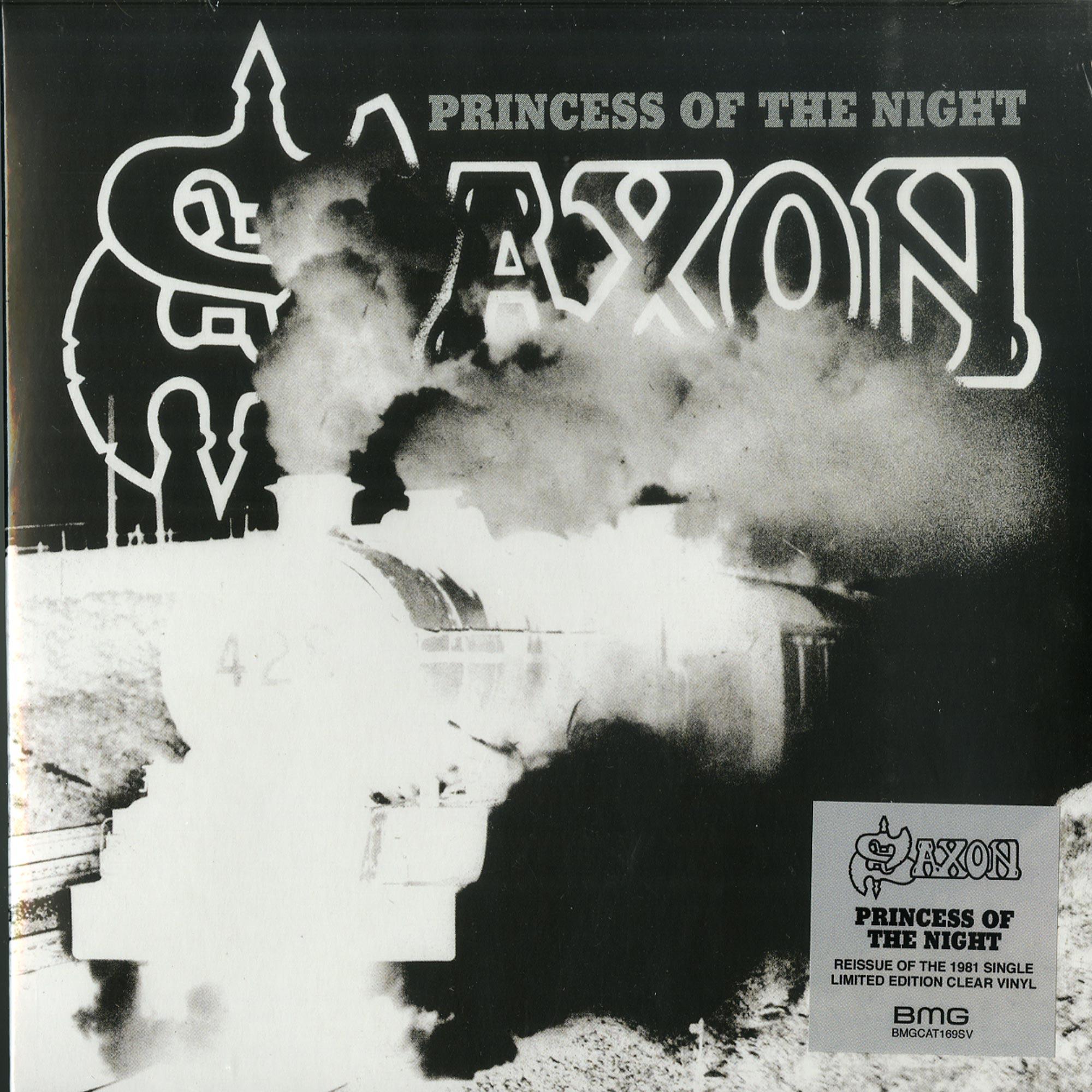 Saxon - PRINCESS OF THE NIGHT