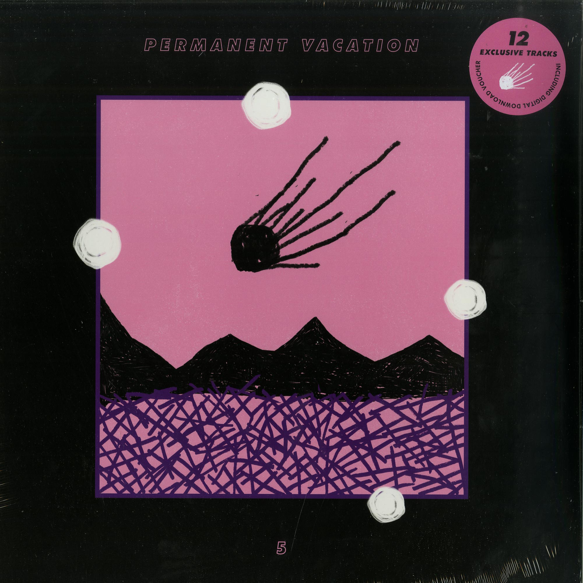 Various Artists - PERMANENT VACATION 5