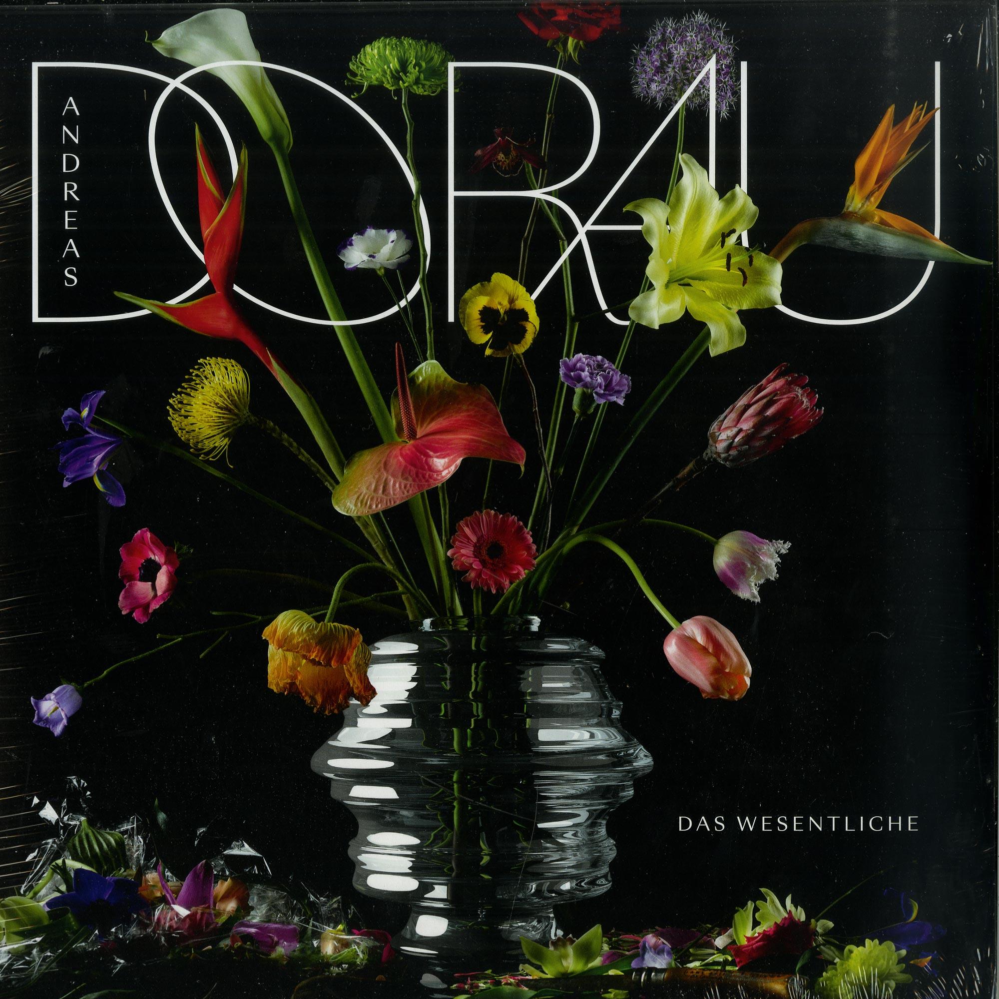 Andreas Dorau - DAS WESENTLICHE