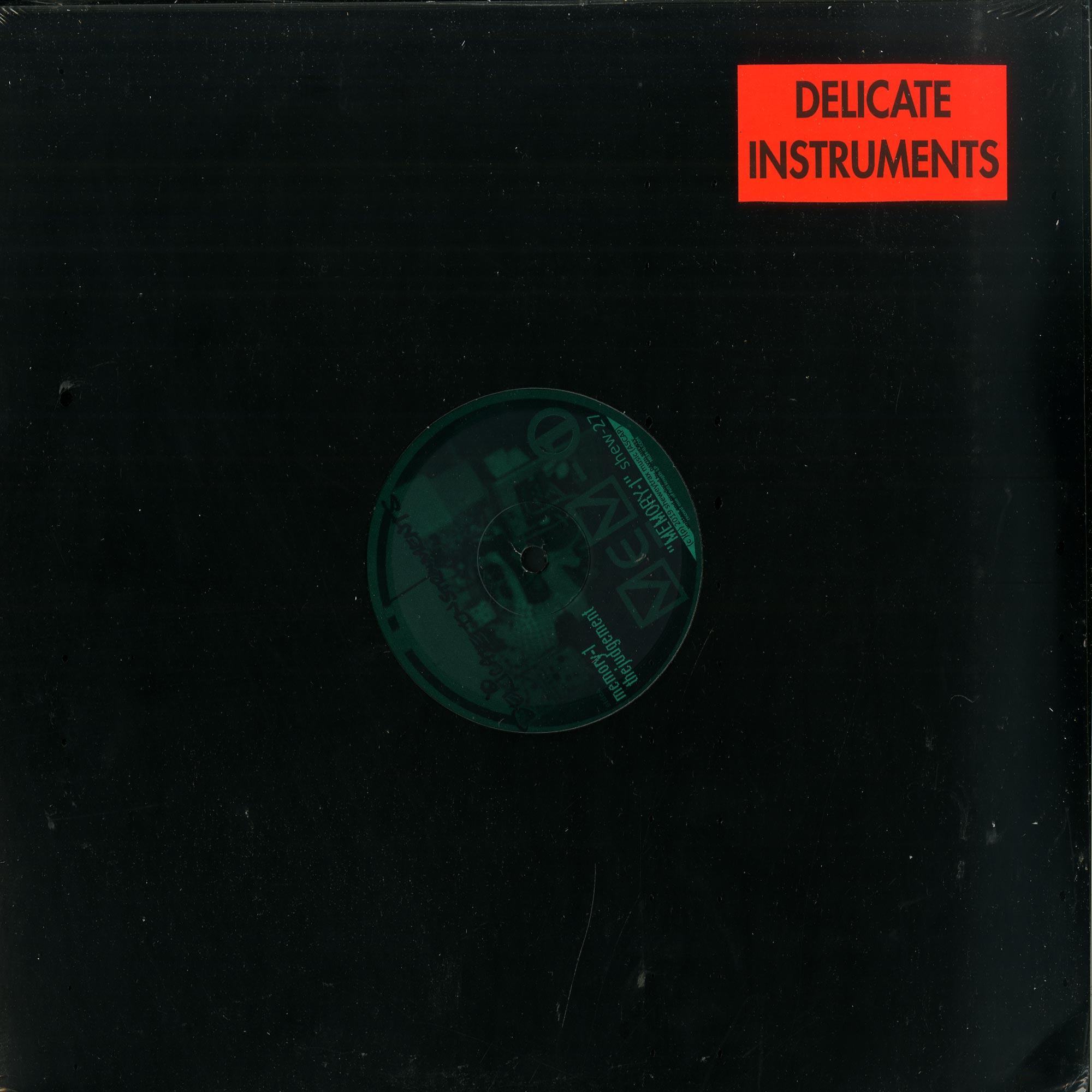 Delicate Instruments - MEMORY-1 /