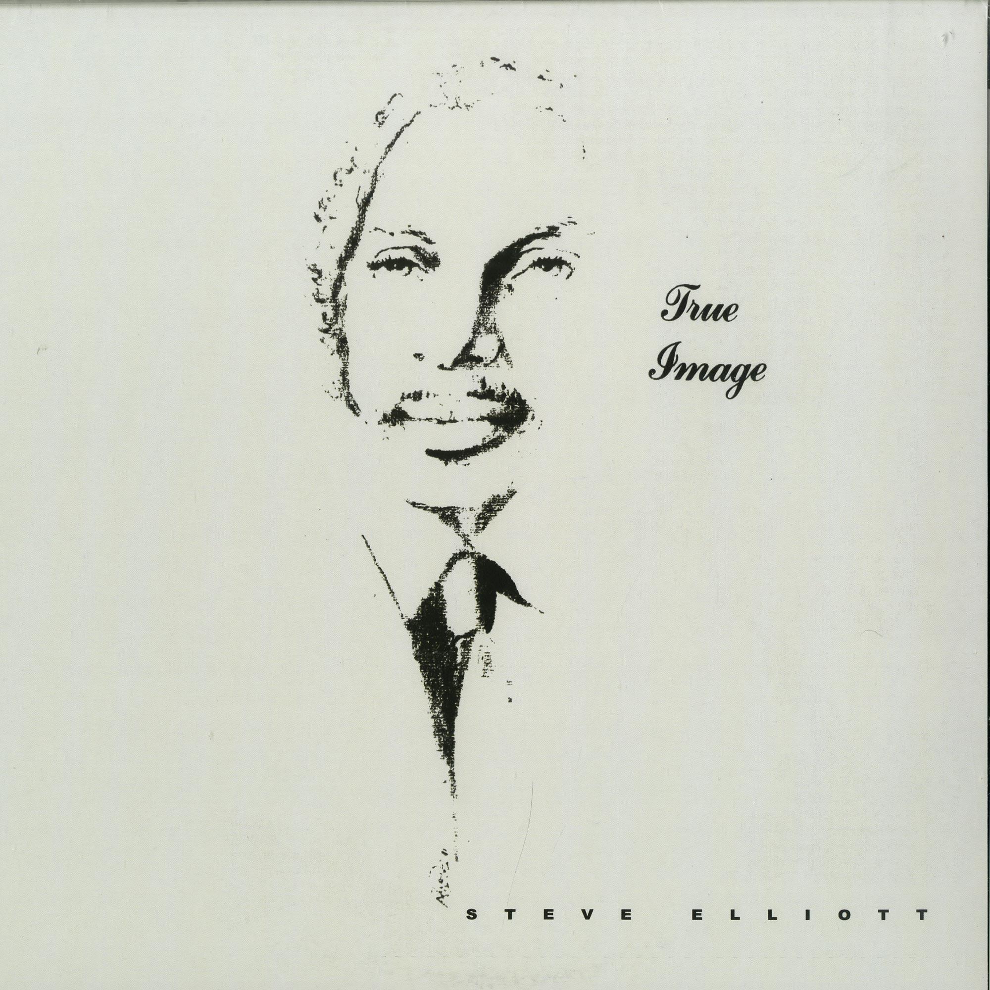Steve Elliott - TRUE IMAGE LP