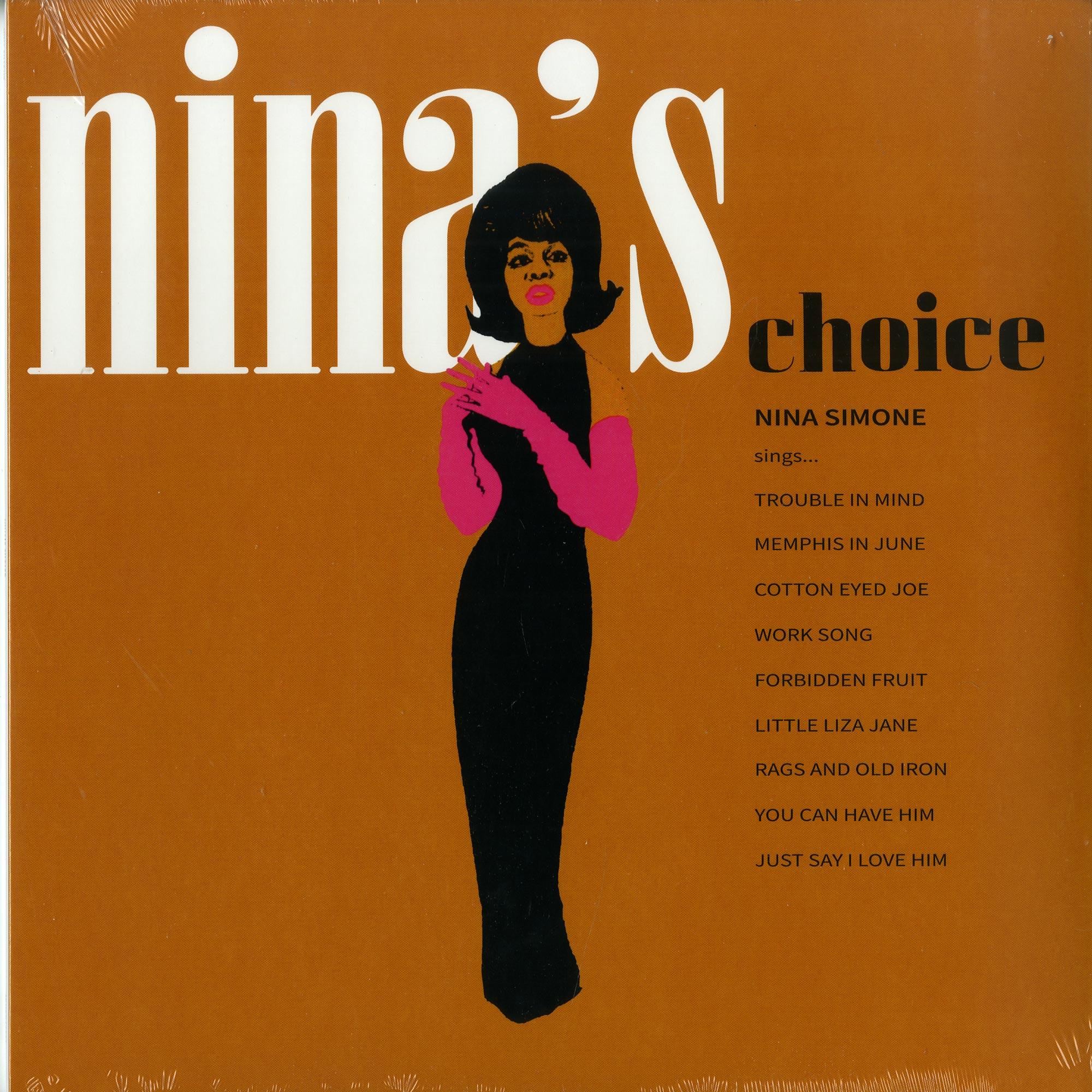 Nina Simone - NINAS CHOICE