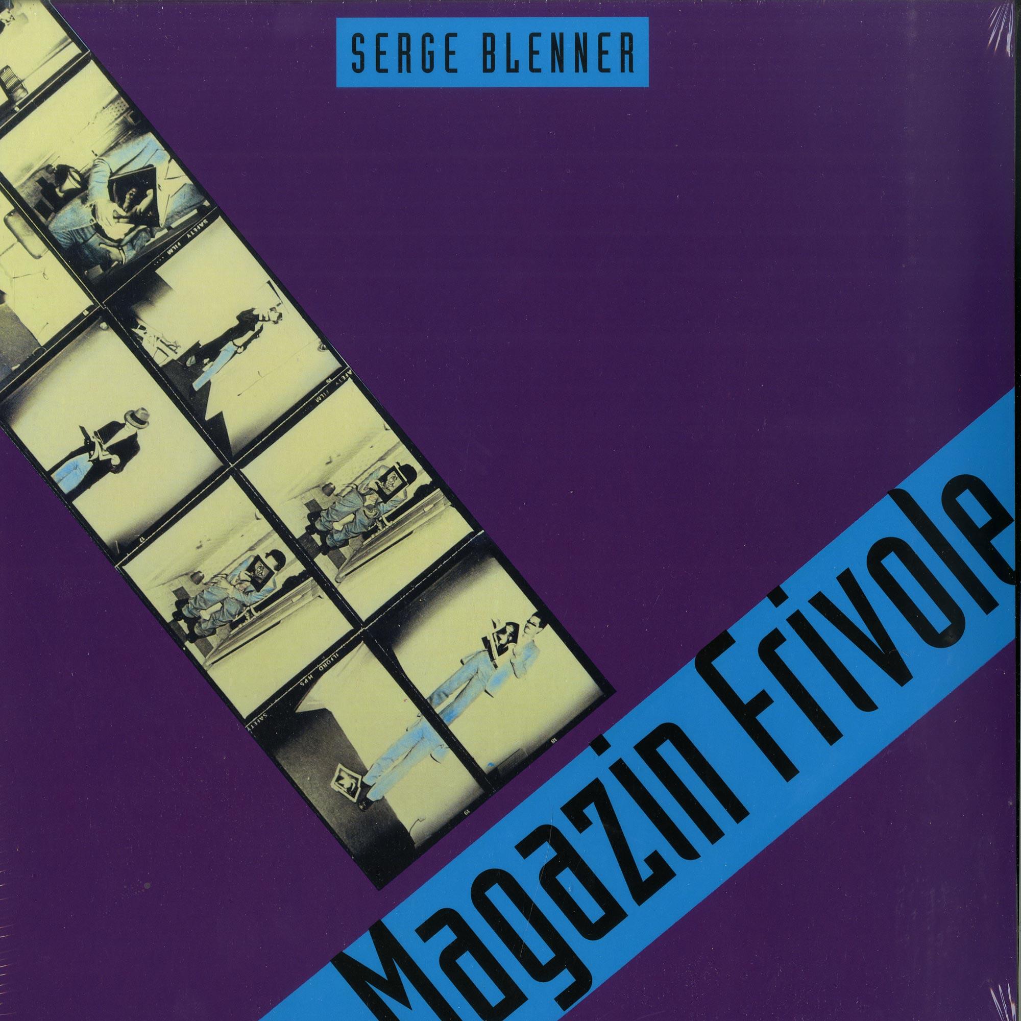 Serge Blenner - MAGAZINE FRIVOLE