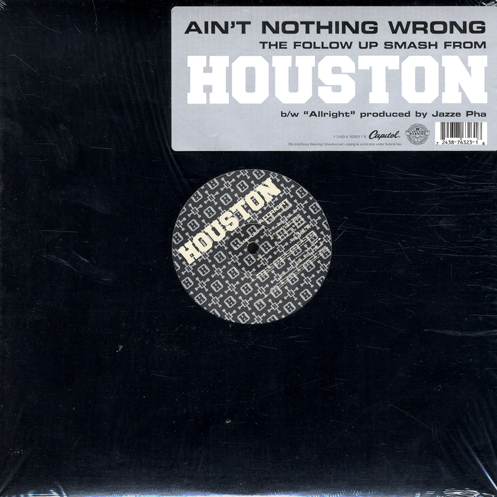 Houston - AINT NOTHING WRONG