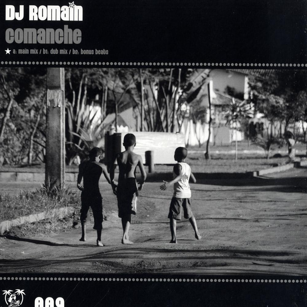 DJ Romain - COMANCHE