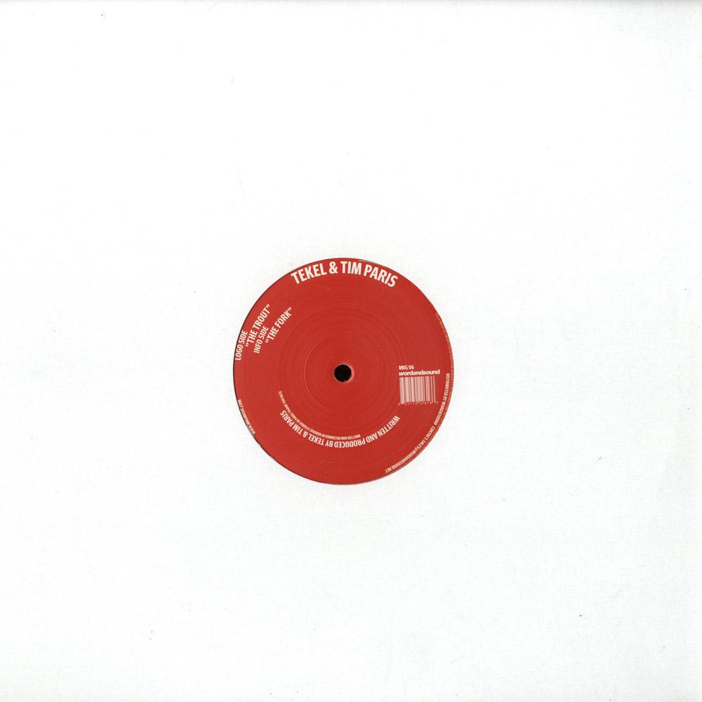 Tekel & Tim Paris - THE FORK & THE TROUT EP