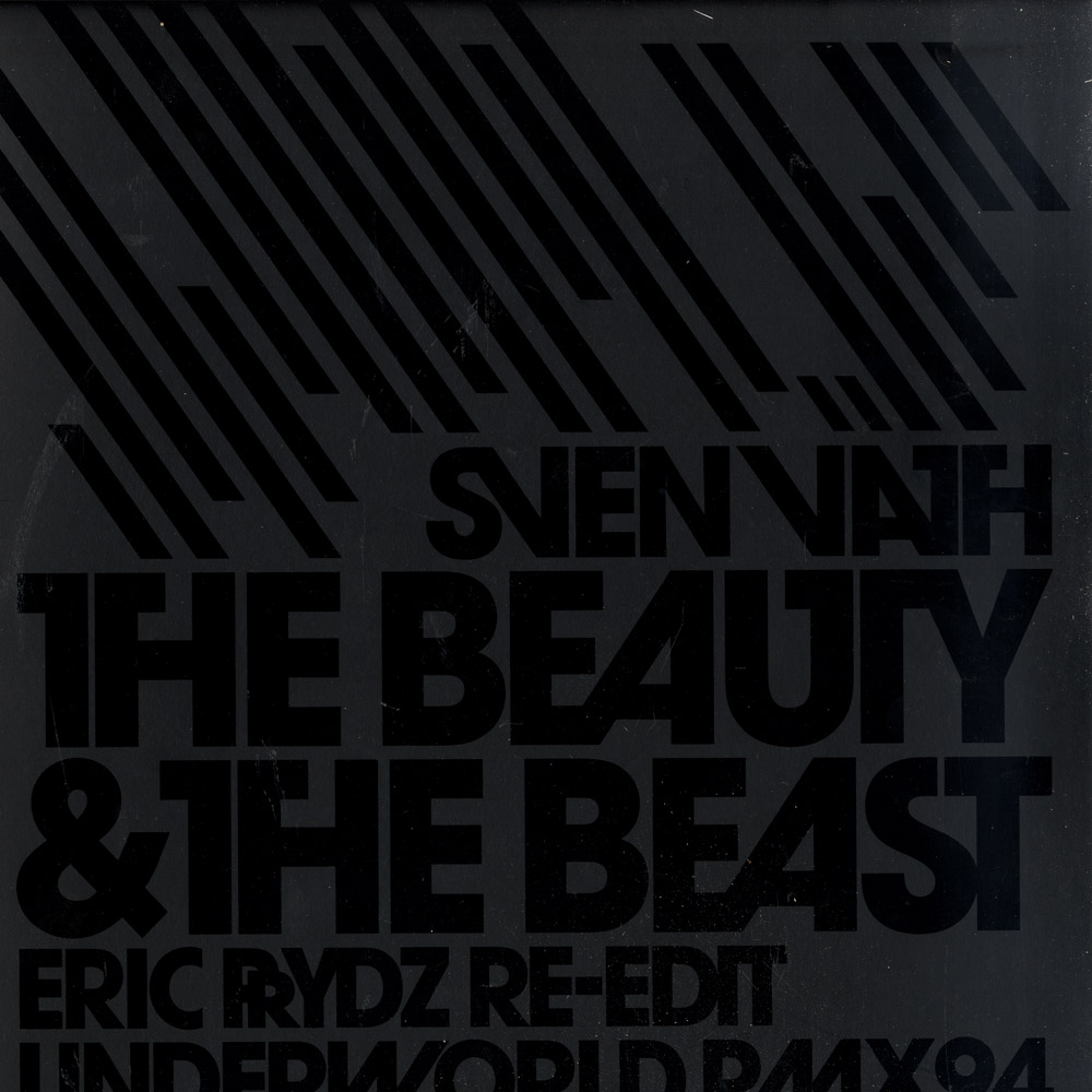 Sven Vaeth - THE BEAUTY AND THE BEAST / ERIC PRYDZ REMIX