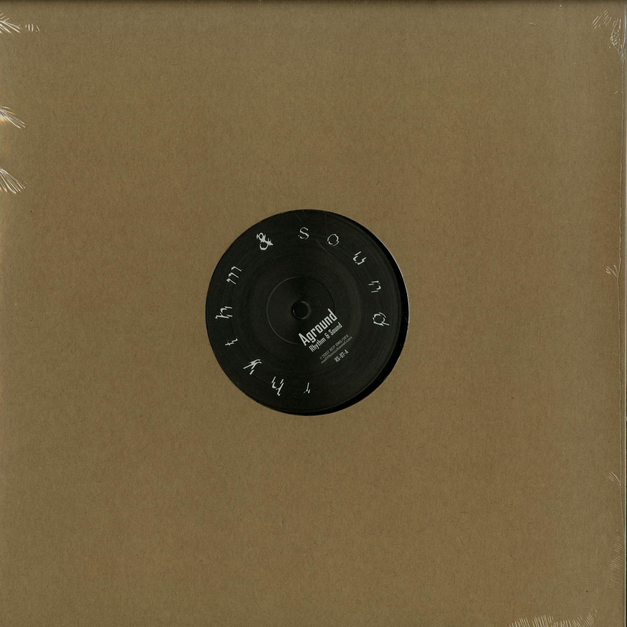 Rhythm & Sound - AGROUND