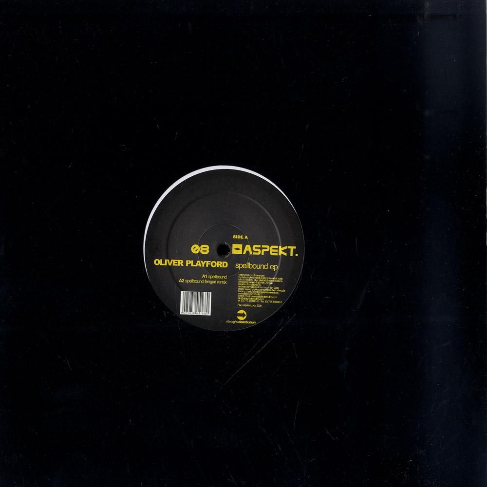 Oliver Playford - SPELLBOUND EP