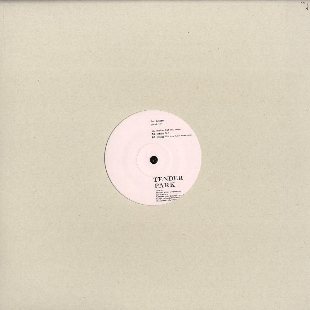 Ben Anders - PICNIC EP